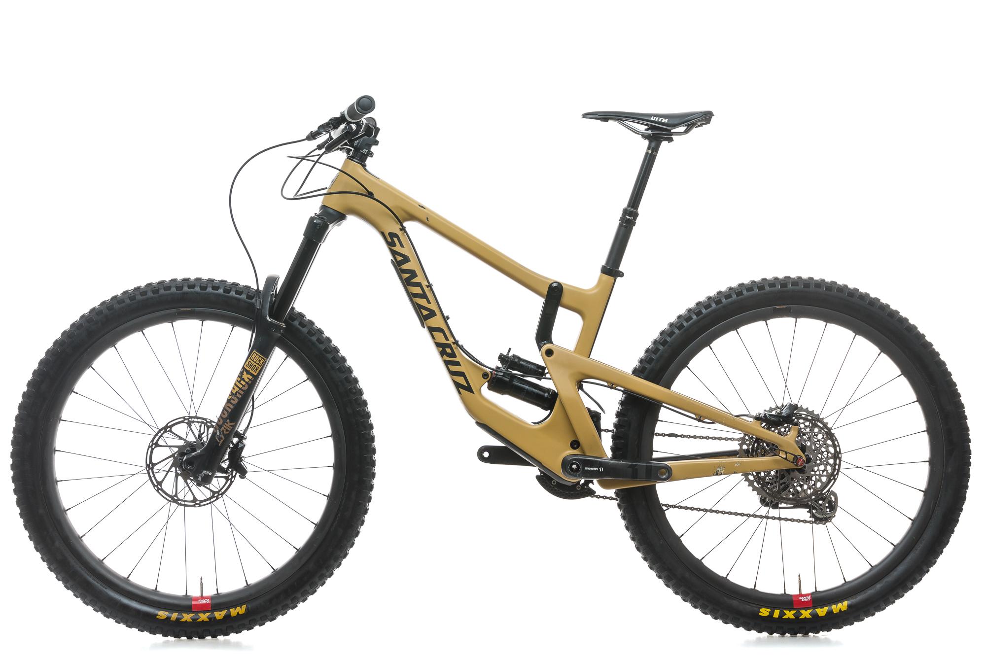 2018 Santa Cruz Nomad 4 CC Mountain Bike Small 27.5\