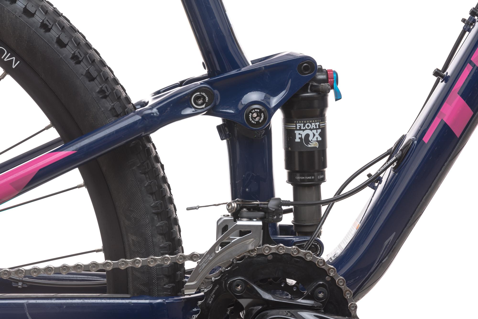 e18c87d6006 2016 Trek Top Fuel 8 Wsd Womens Mountain Bike 15 5in Small 27 5