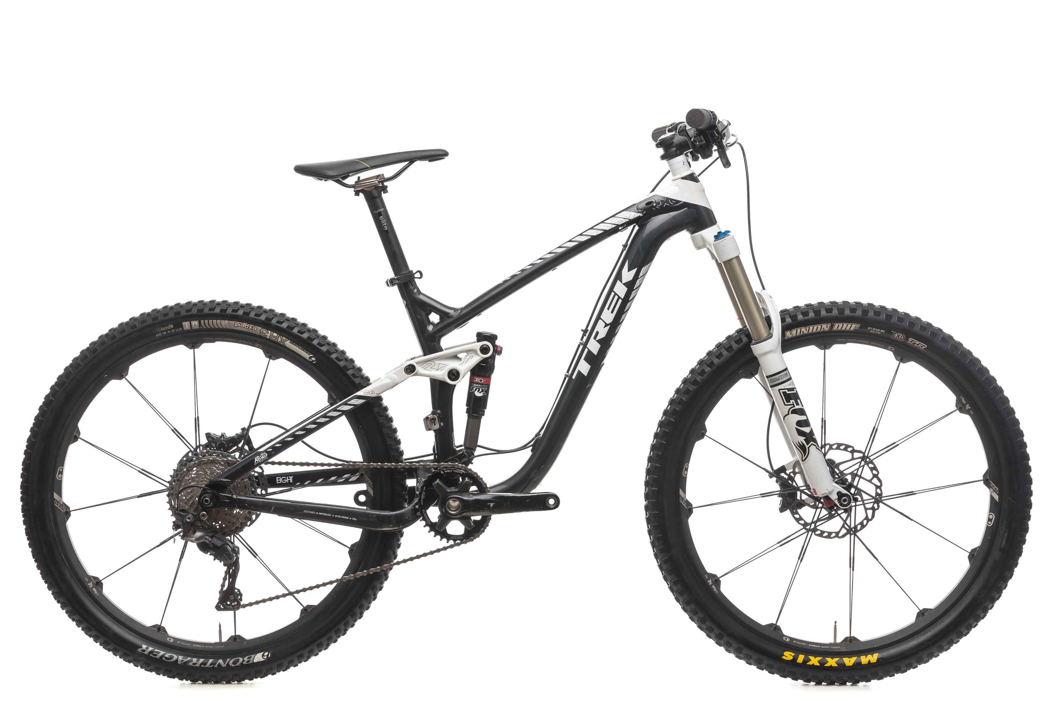 f212cca58a0 2014 Trek Remedy 8 27.5/650b Mountain Bike 17.5