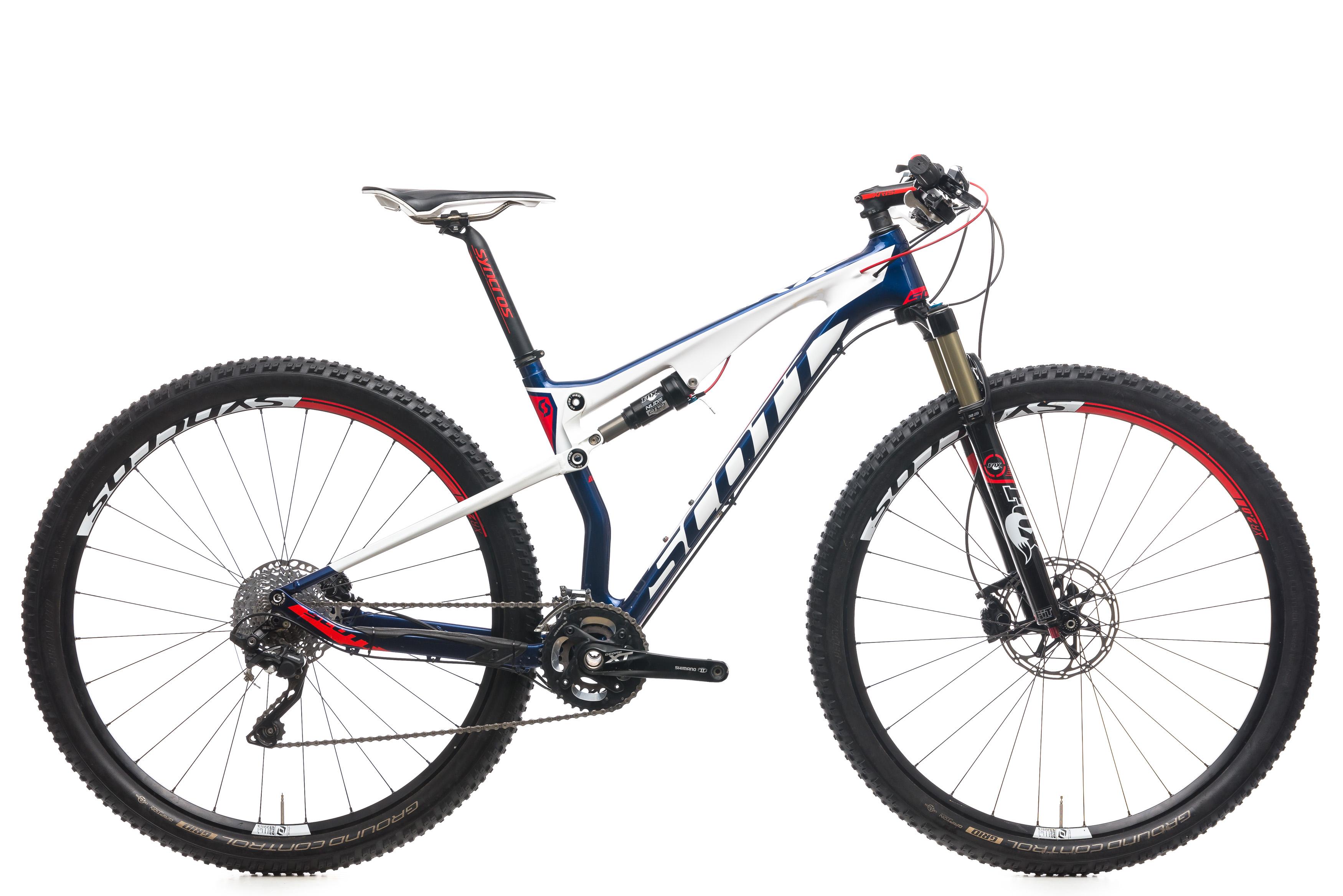 7ef8ca5946f 2015 Scott Spark 910 Mountain Bike Medium 29
