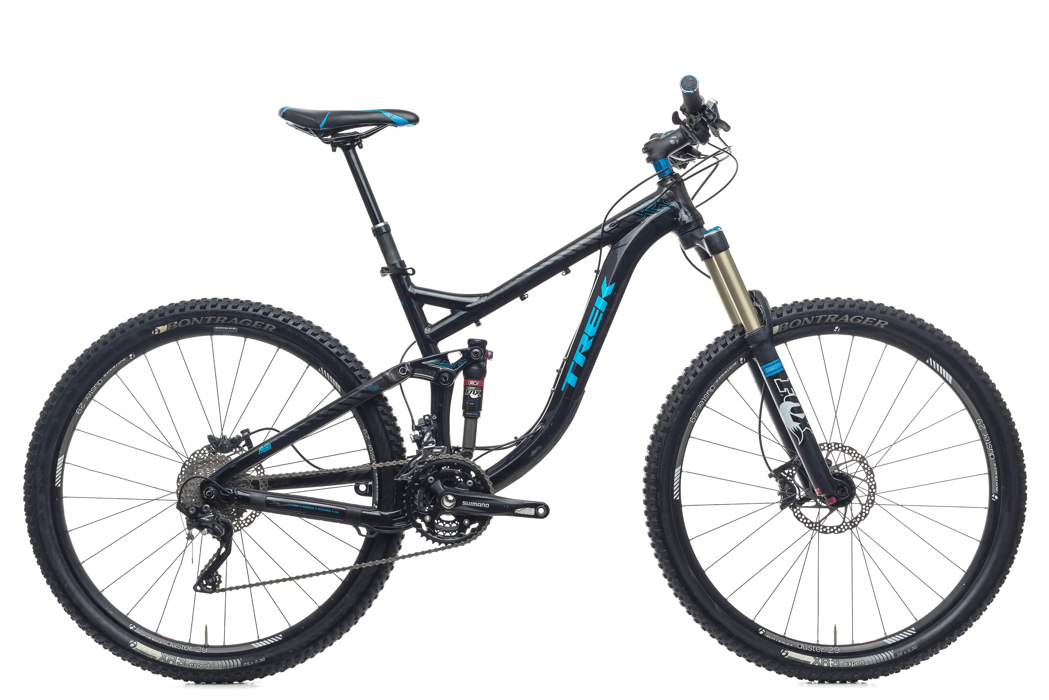 a16e10f4fab 2014 Trek Remedy 8 Mountain Bike 19in 29