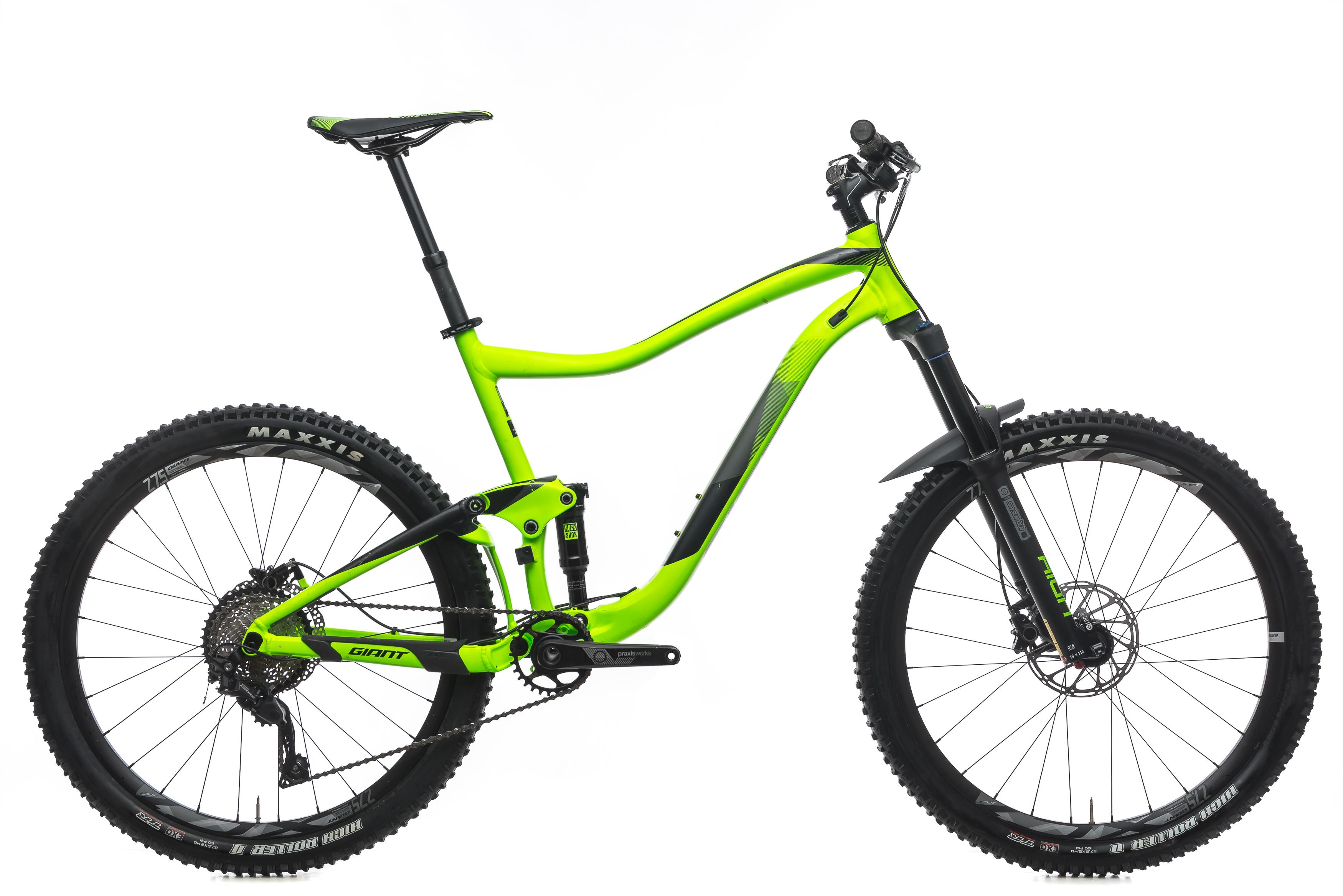 e22a060f088 2018 Giant Trance 3 Mountain Bike X-Large 27.5