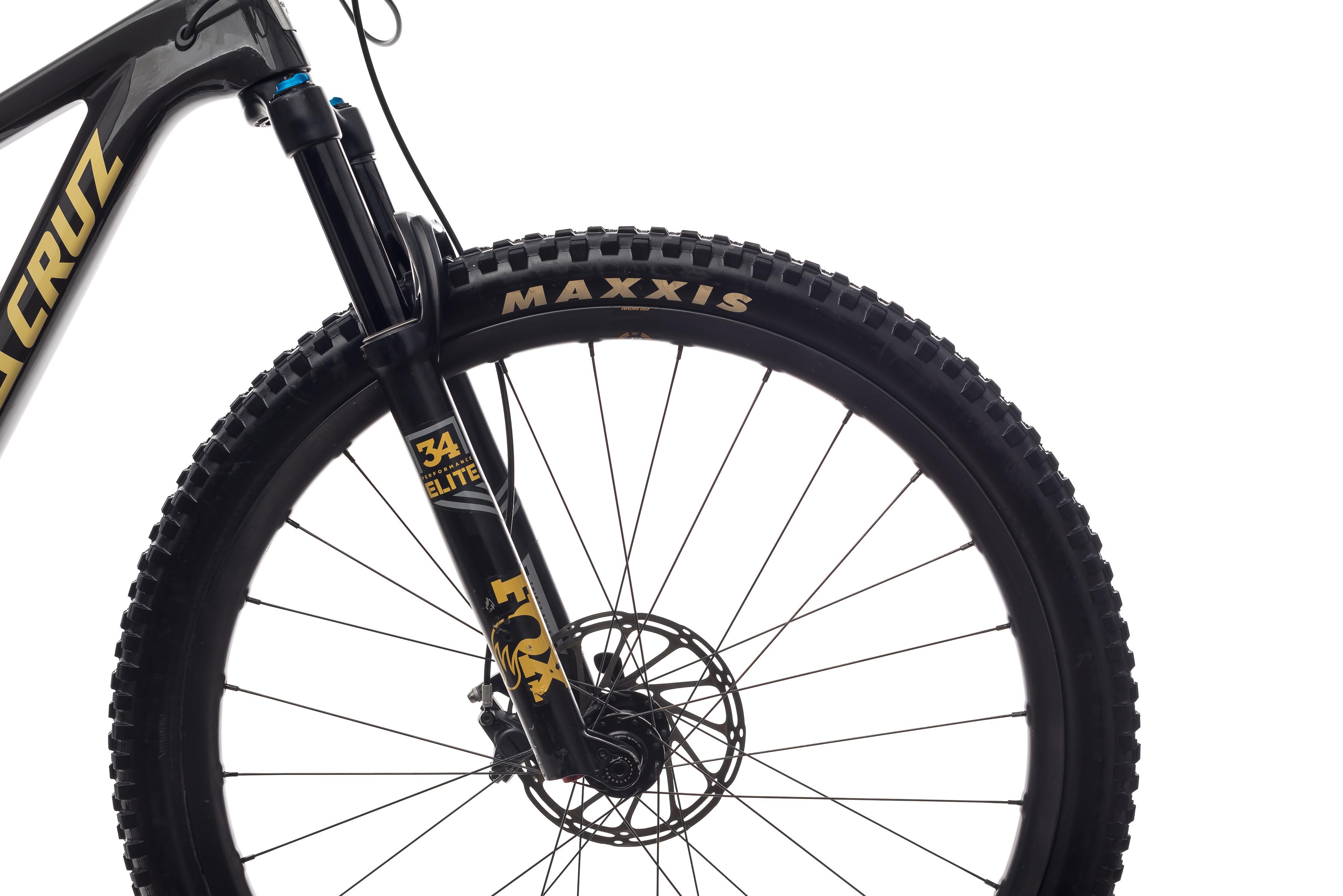 2018 Santa Cruz Tallboy Cc X01 Reserve Mountain Bike Small