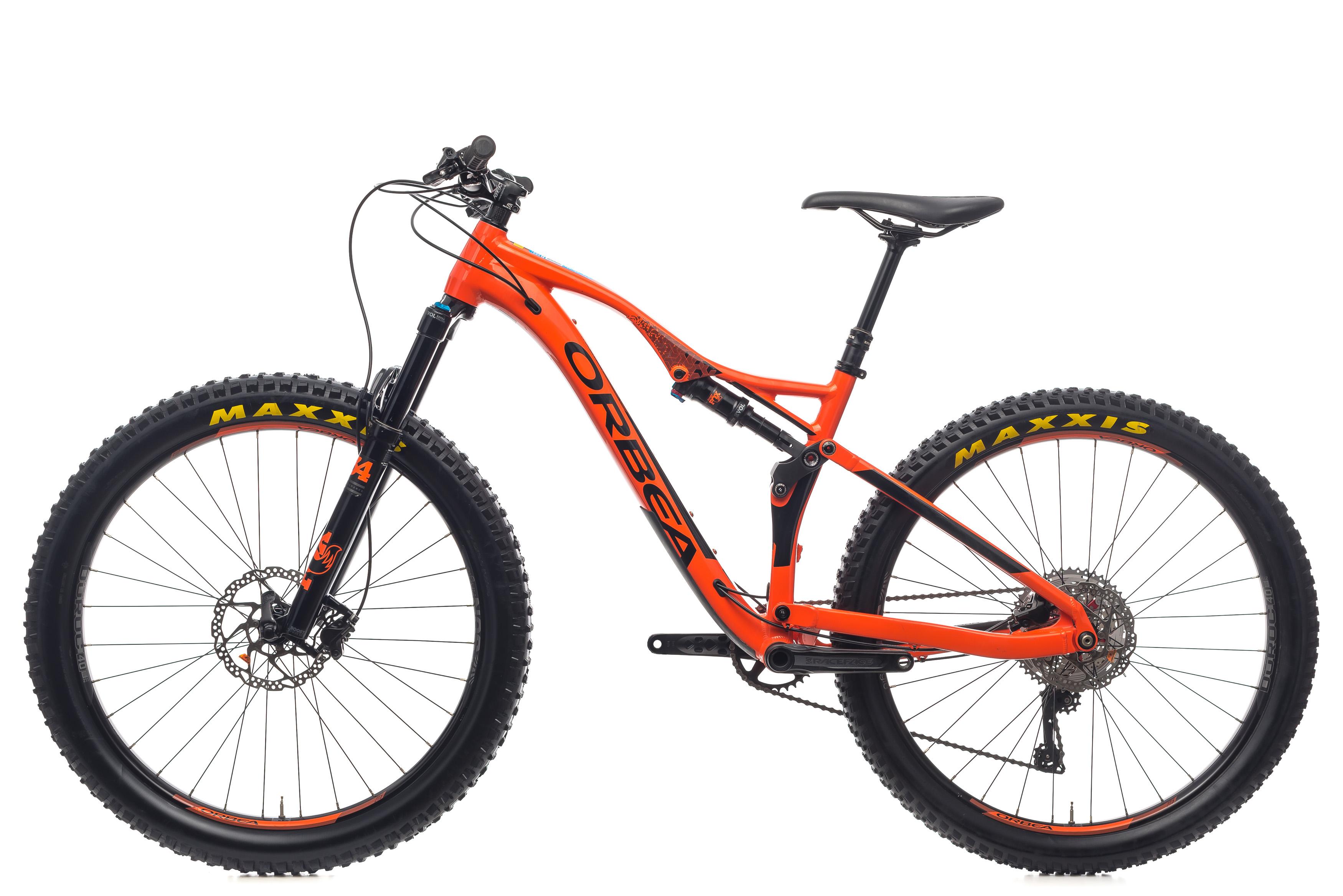 2018 Orbea Occam Tr H20 Plus Bike Medium 27 5 Quot Aluminum