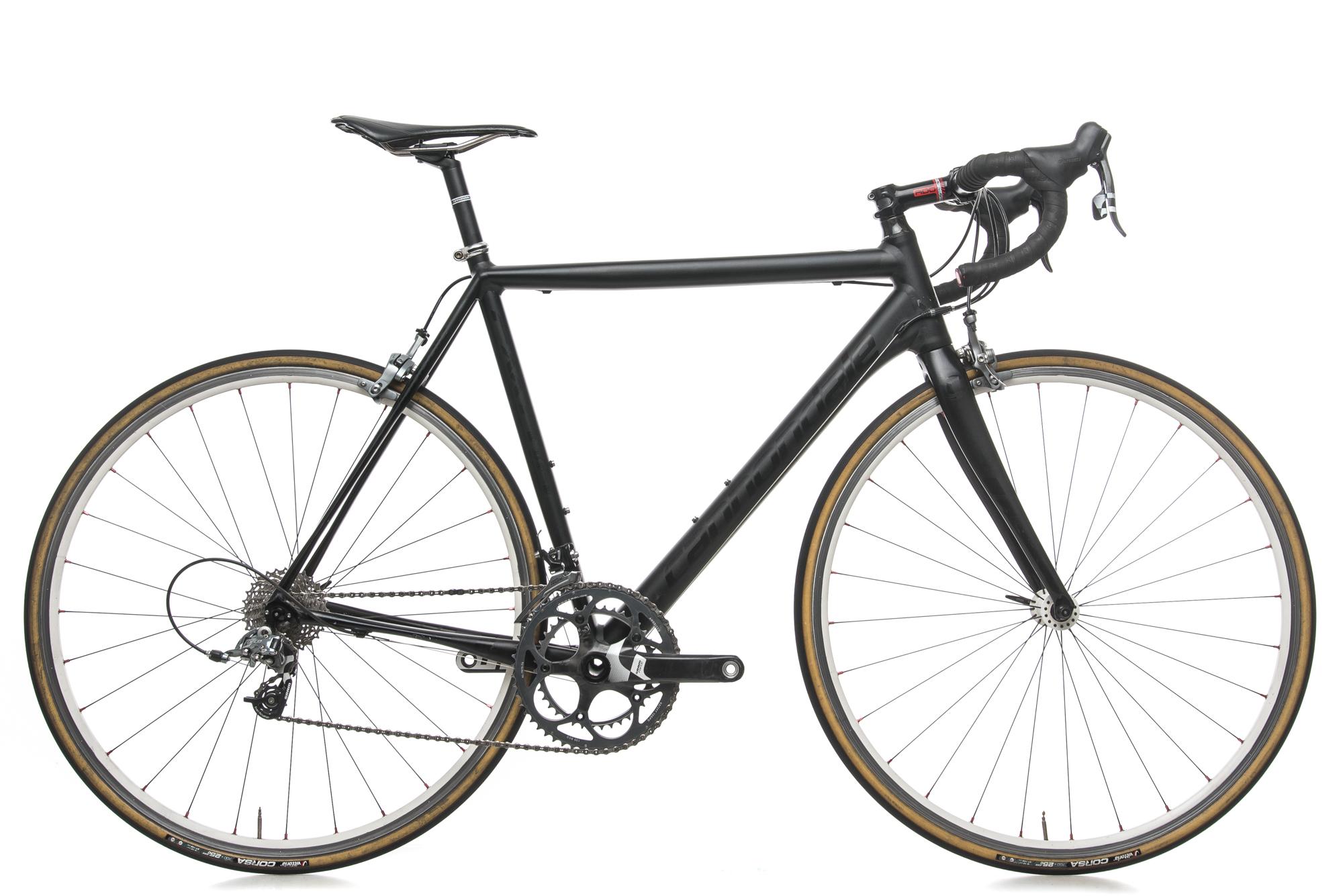 2014 Cannondale CAAD10 Road Bike 56cm Large Aluminum SRAM Force ...