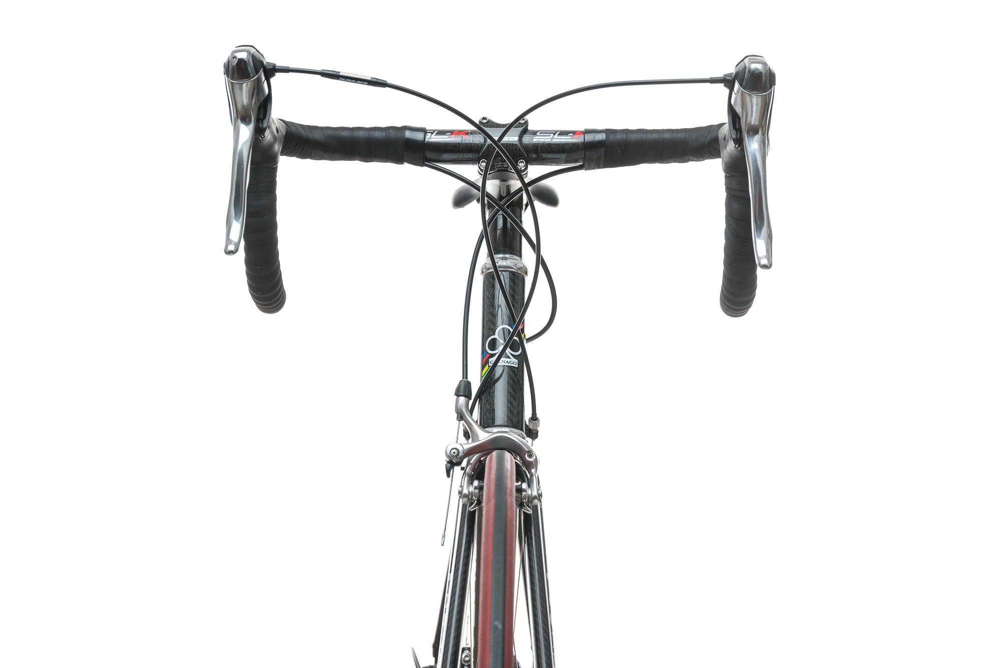 2010 Colnago C50 Road Bike 56cm Large Carbon Shimano Dura-Ace 7800 ...