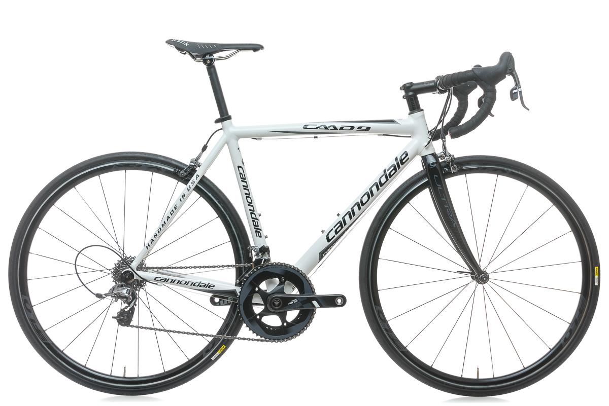 2010 Cannondale CAAD9 Road Bike 52cm Medium Aluminum SRAM Force 22 ... 59ae1cc16