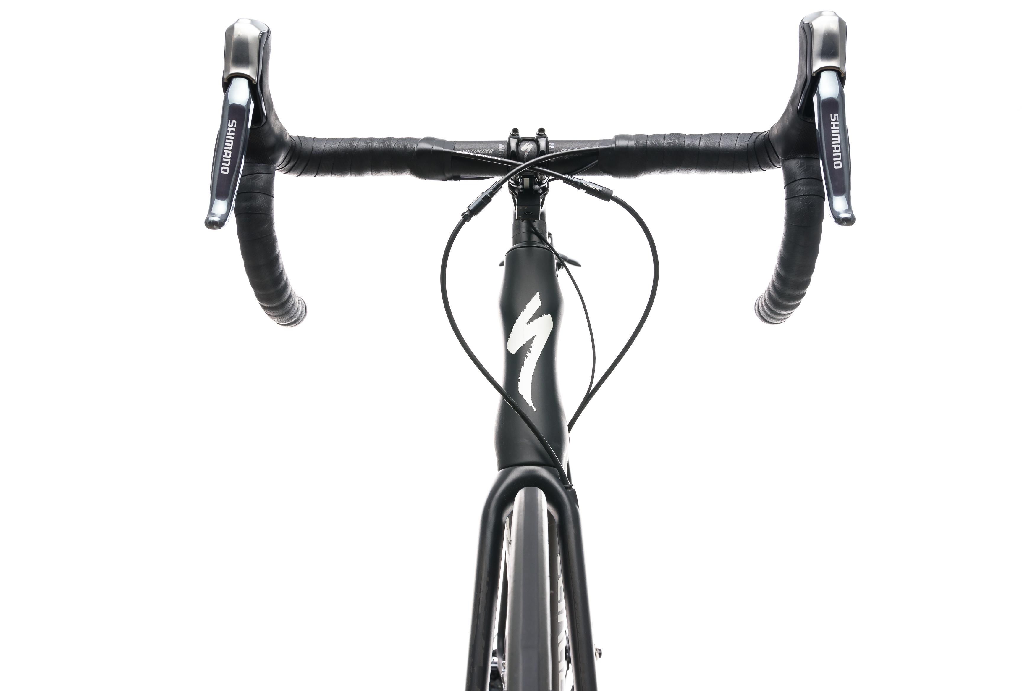 6e099186a83 2016 Specialized Tarmac Pro Race Disc Ultegra Di2 Road Bike 61cm X-Large  Carbon