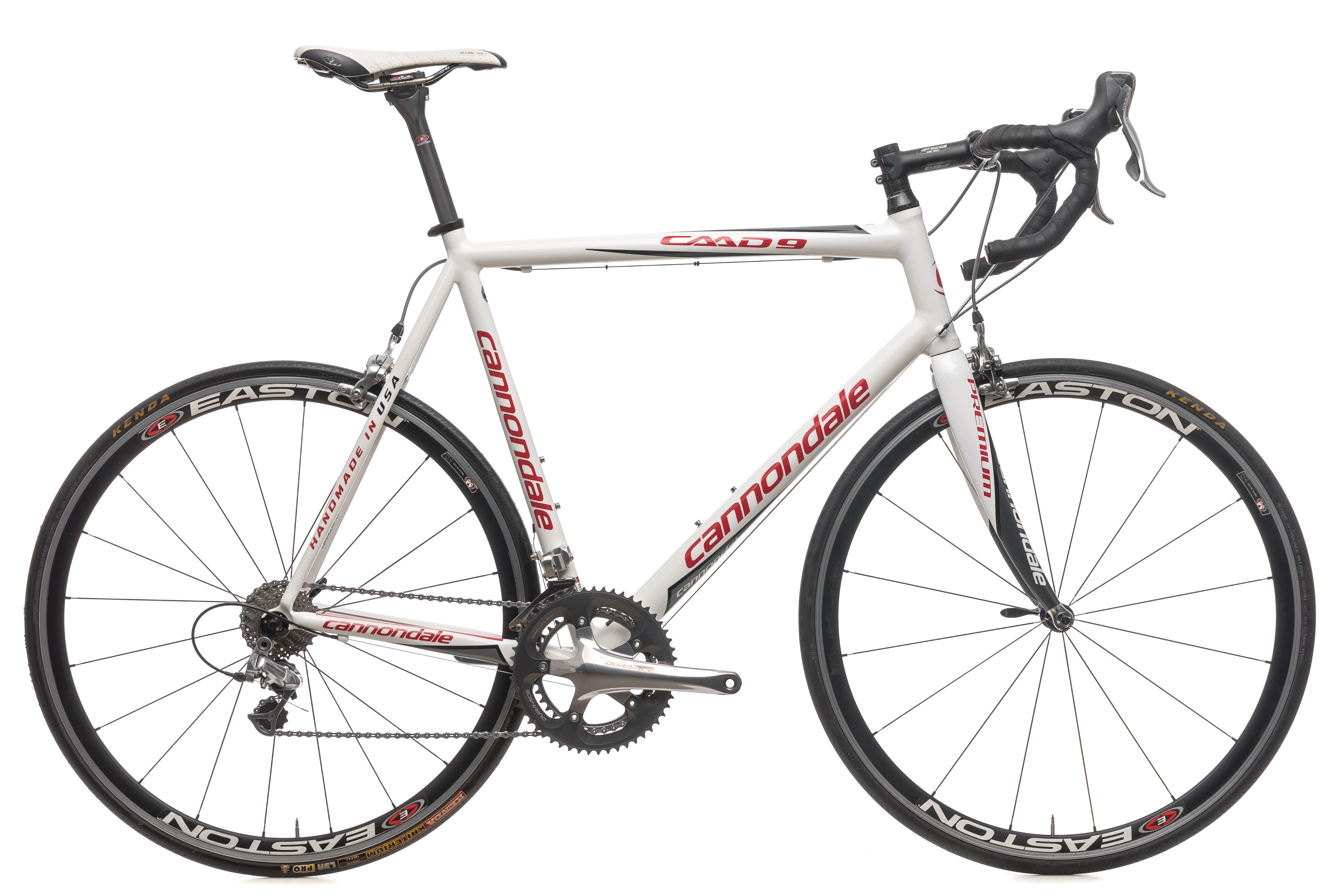 c7883807167 2010 Cannondale CAAD9 5 Road Bike 60cm Aluminum Shimano Dura-Ace 7800