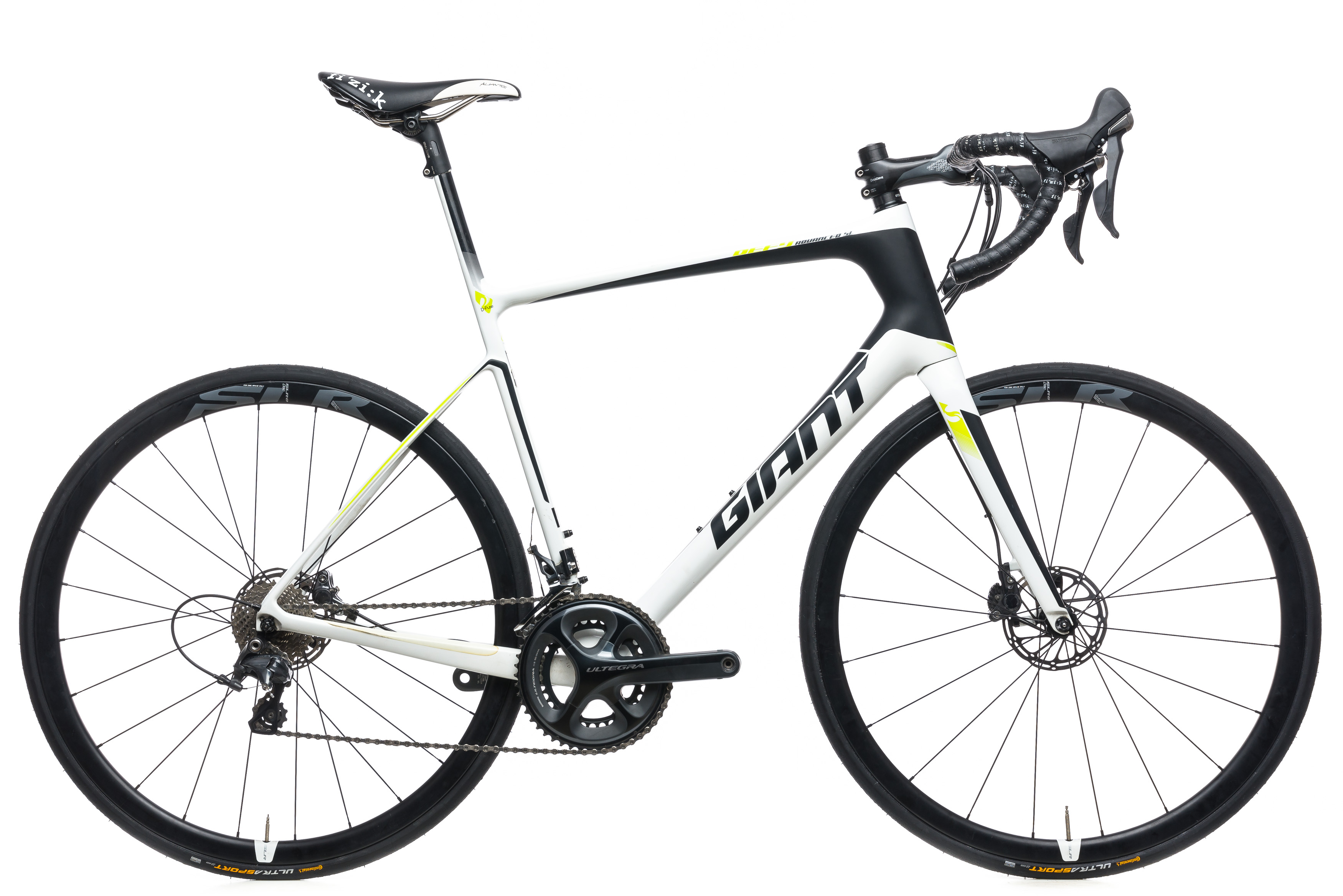 9d2b37c93d8 2015 Giant Defy Advanced SL 1 Road Bike 55.5cm Large Carbon ISP Shimano  Ultegra