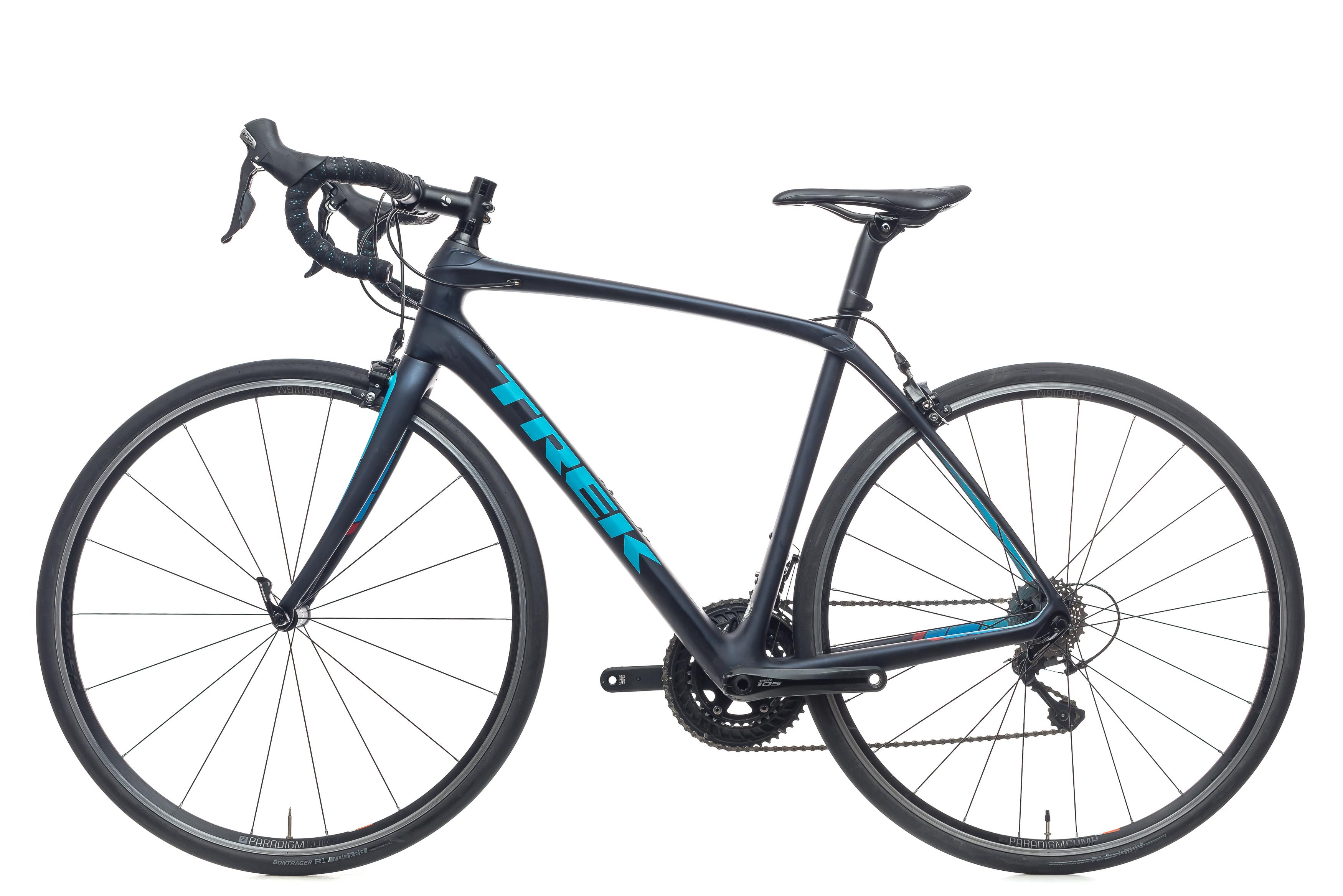 2018 Trek Domane SL5 Road Bike 54cm Medium Carbon Shimano