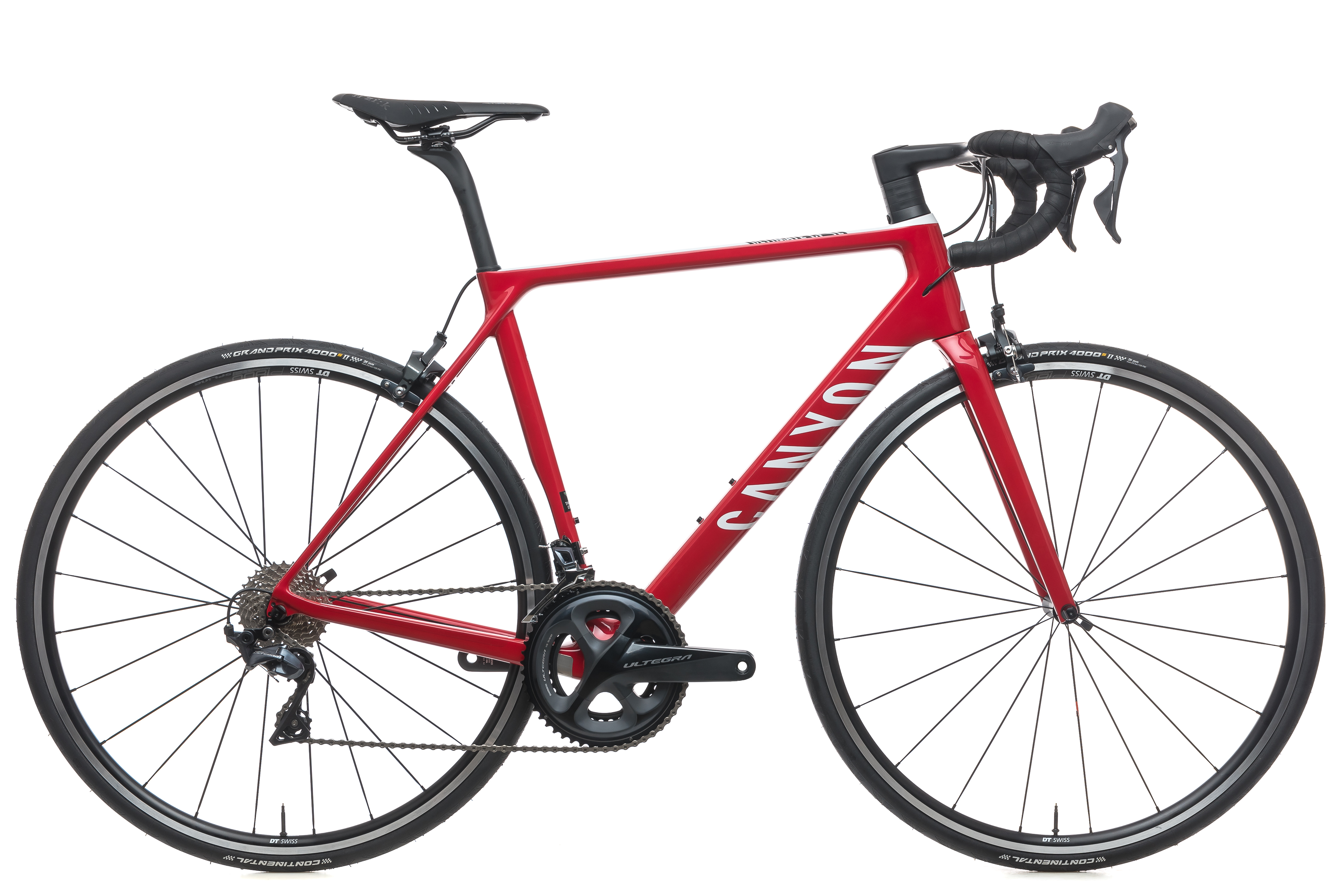 Canyon Road Bike Frame Size