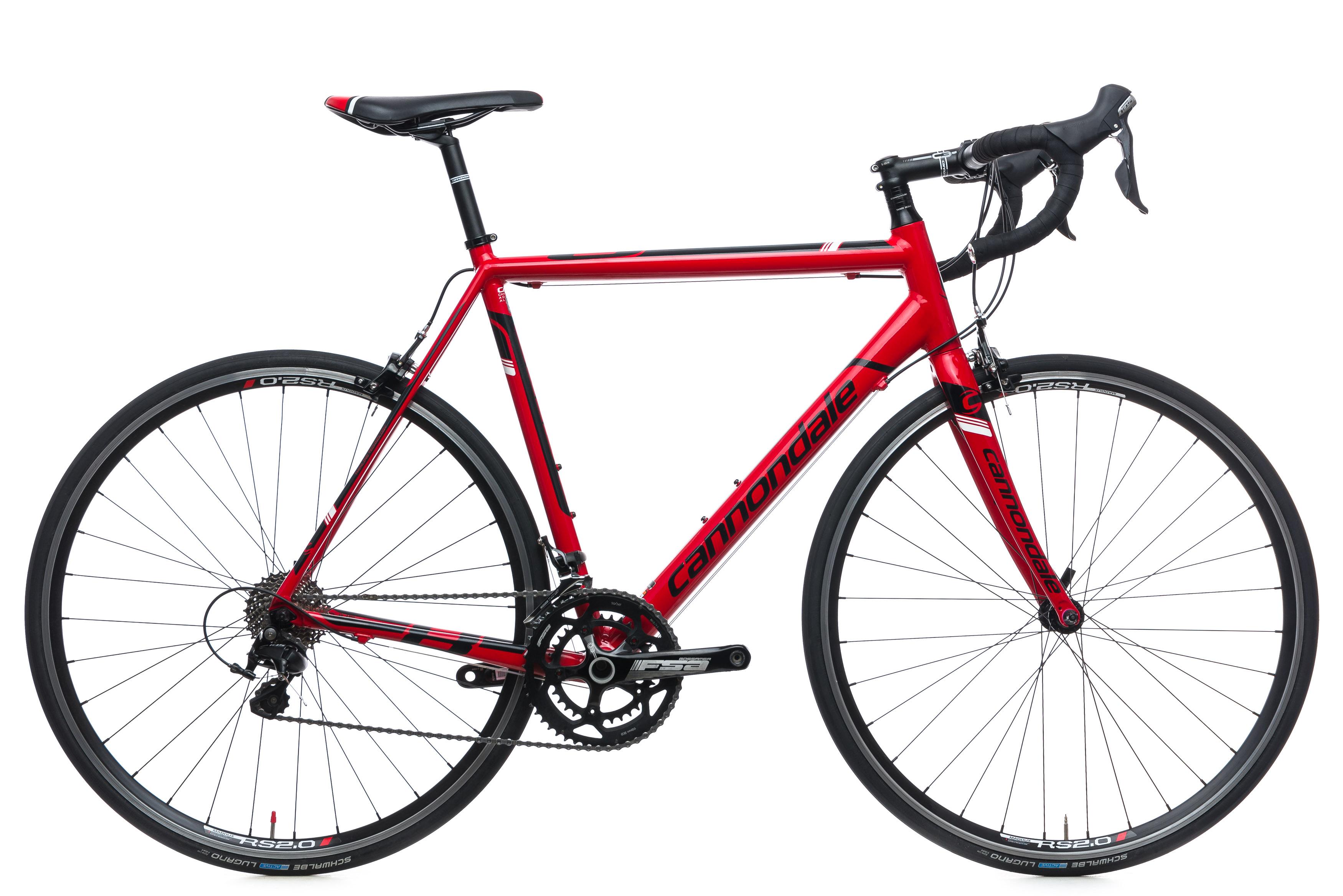 847c7ffbabf 2016 Cannondale CAAD 8 105 Road Bike 56cm Large Aluminum Shimano FSA ...