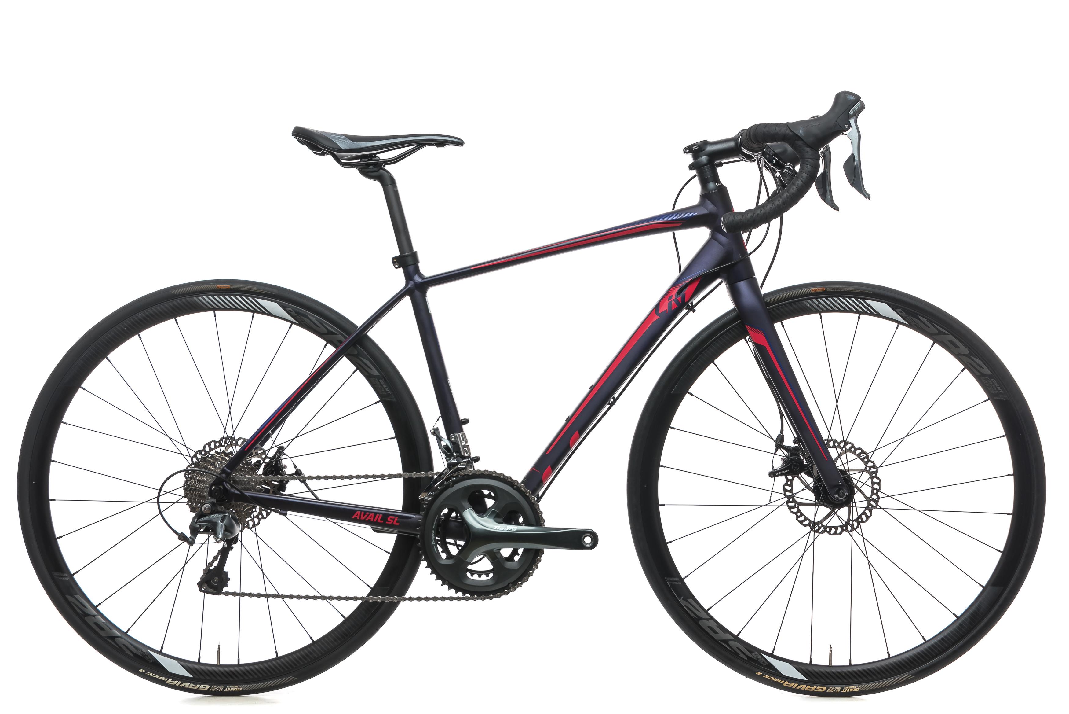 79f246952f3 2018 Liv Avail SL 2 Disc Womens Road Bike Small Aluminum Shimano Tiagra  2x10 TRP