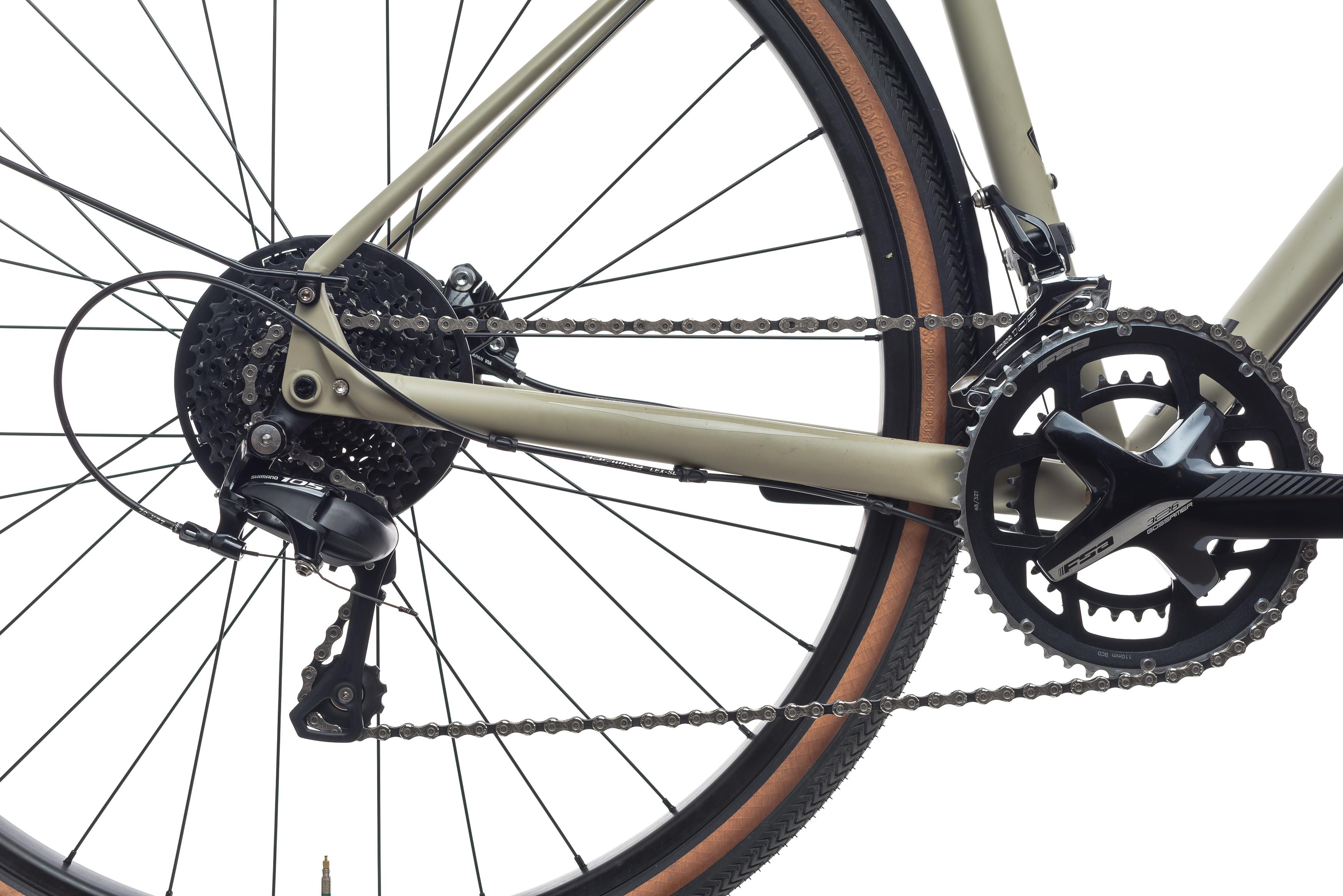 e14be45515d 2019 Specialized Sequoia Elite Adventure Touring Bike 54cm Steel Shimano 105