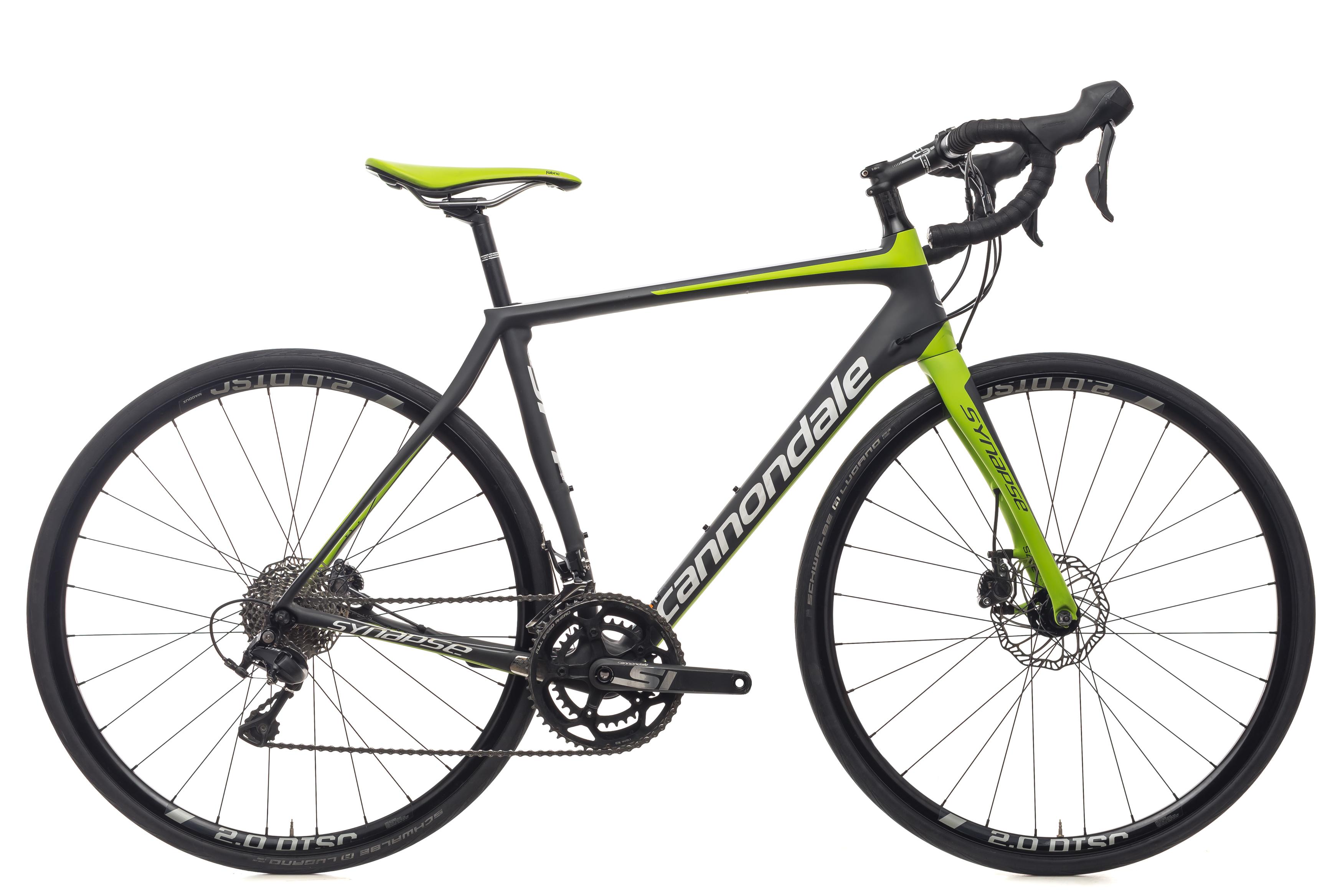 dbd98602c9d 2016 Cannondale Synapse Road Bike 54cm Carbon Shimano 105 5800 11s Maddux  2.0