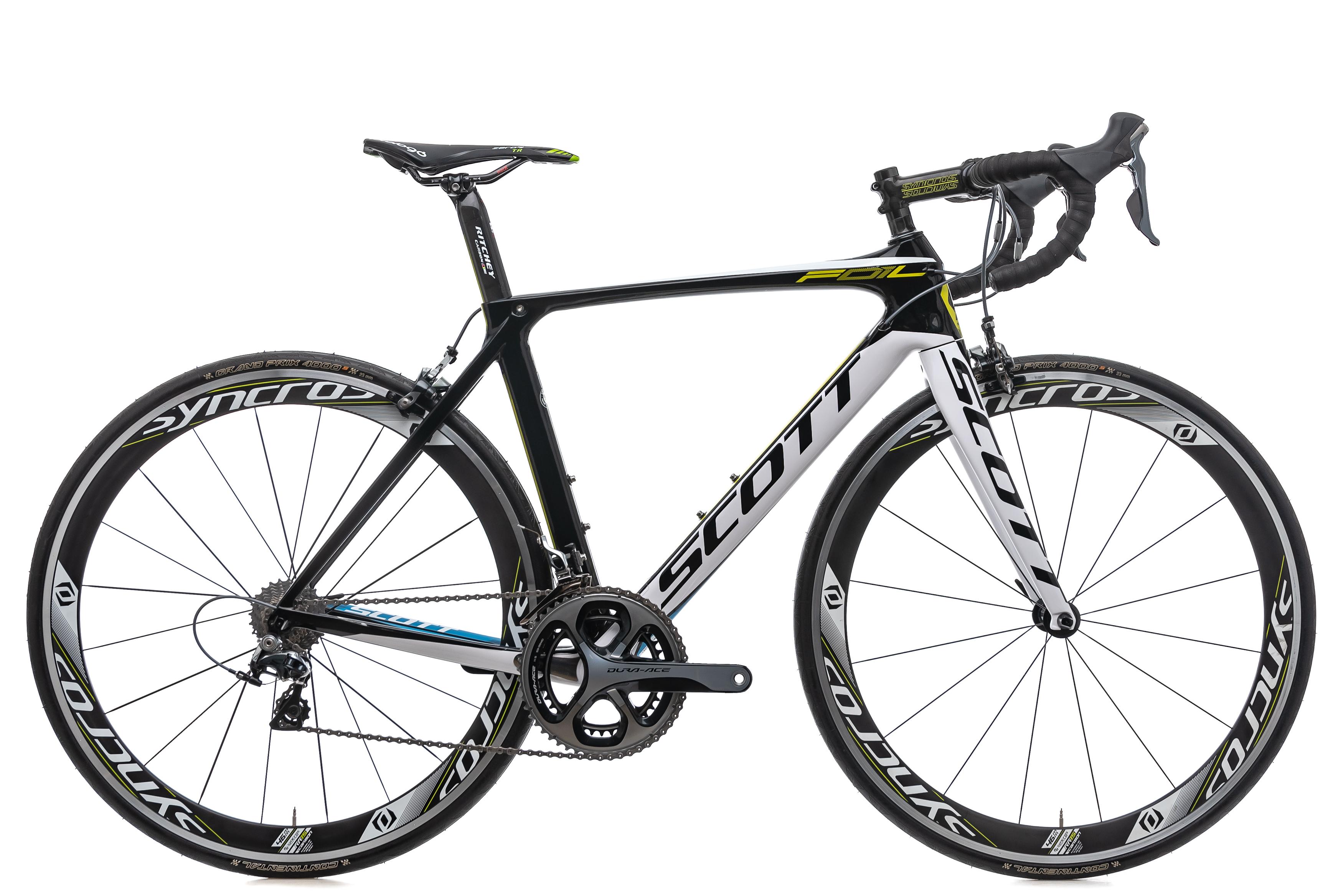 31,8/mm 6//° Negro Syncros rr1.5/para Bicicleta de Carreras