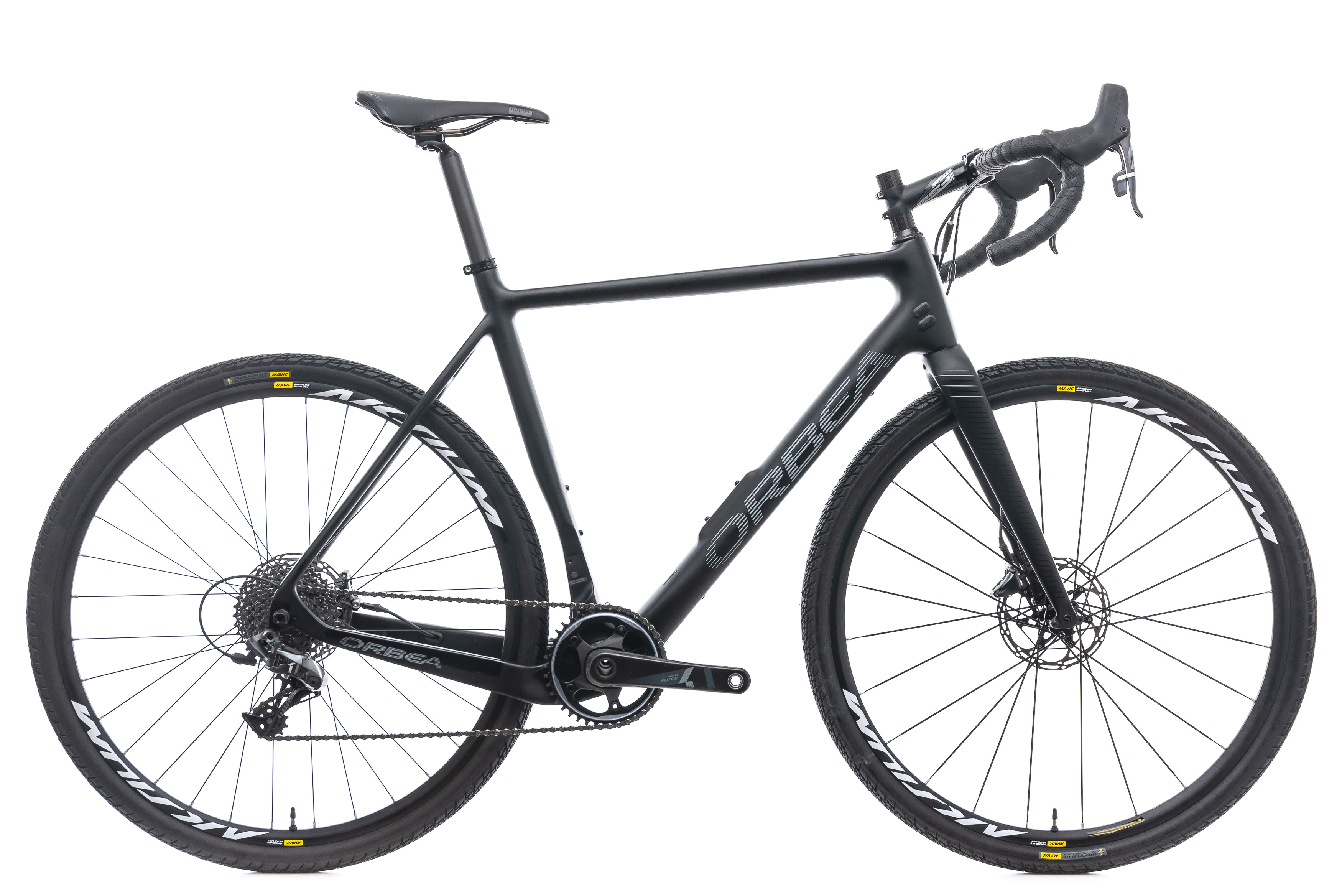 Electric Road Bike >> Details About 2019 Orbea Gain M21 Usa Electric Road Bike X Large Carbon Sram Force 1 Disc