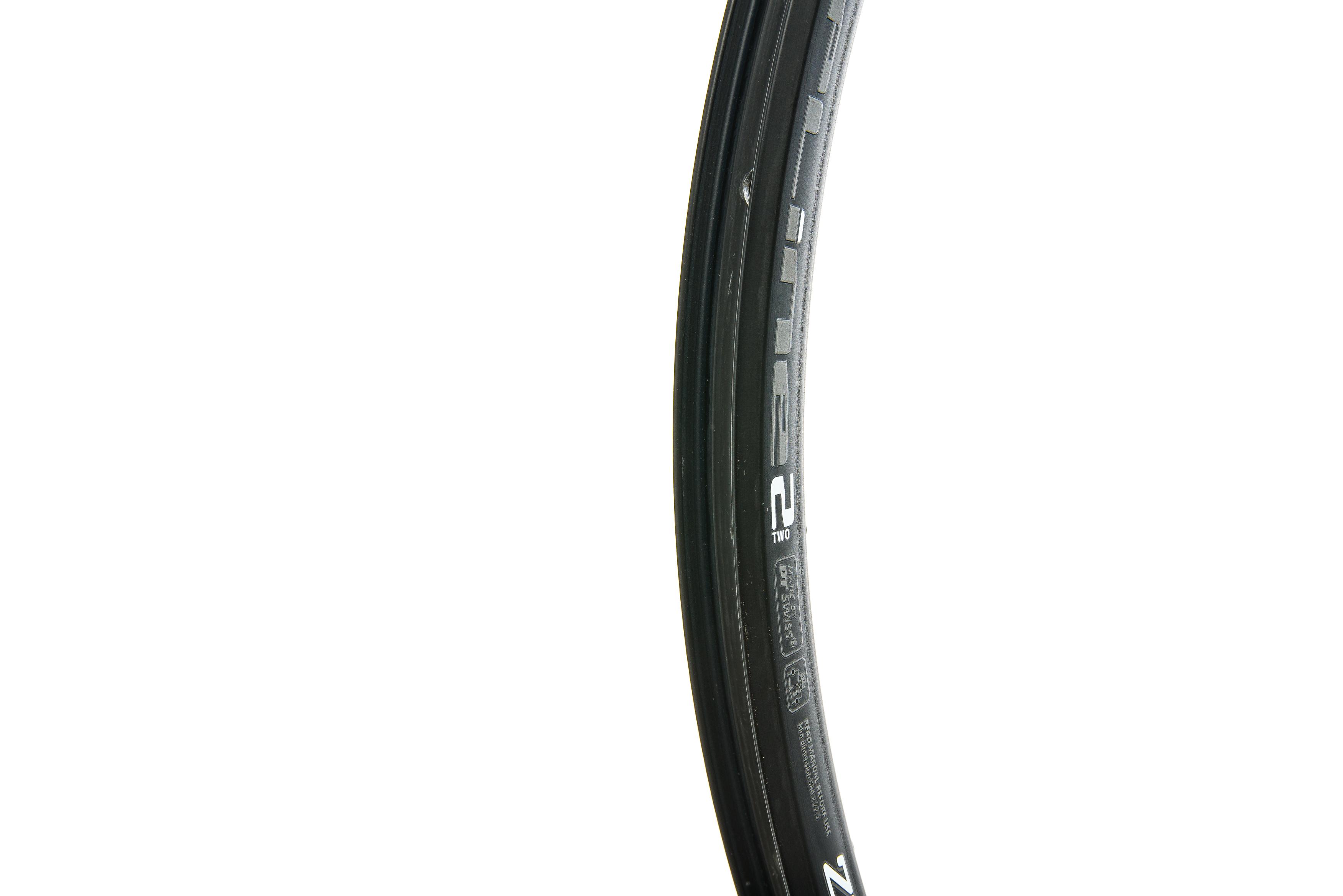 """DT Swiss M1700 Spline 2 Rim Aluminum Tubeless 27.5/"""" 28H Black"""