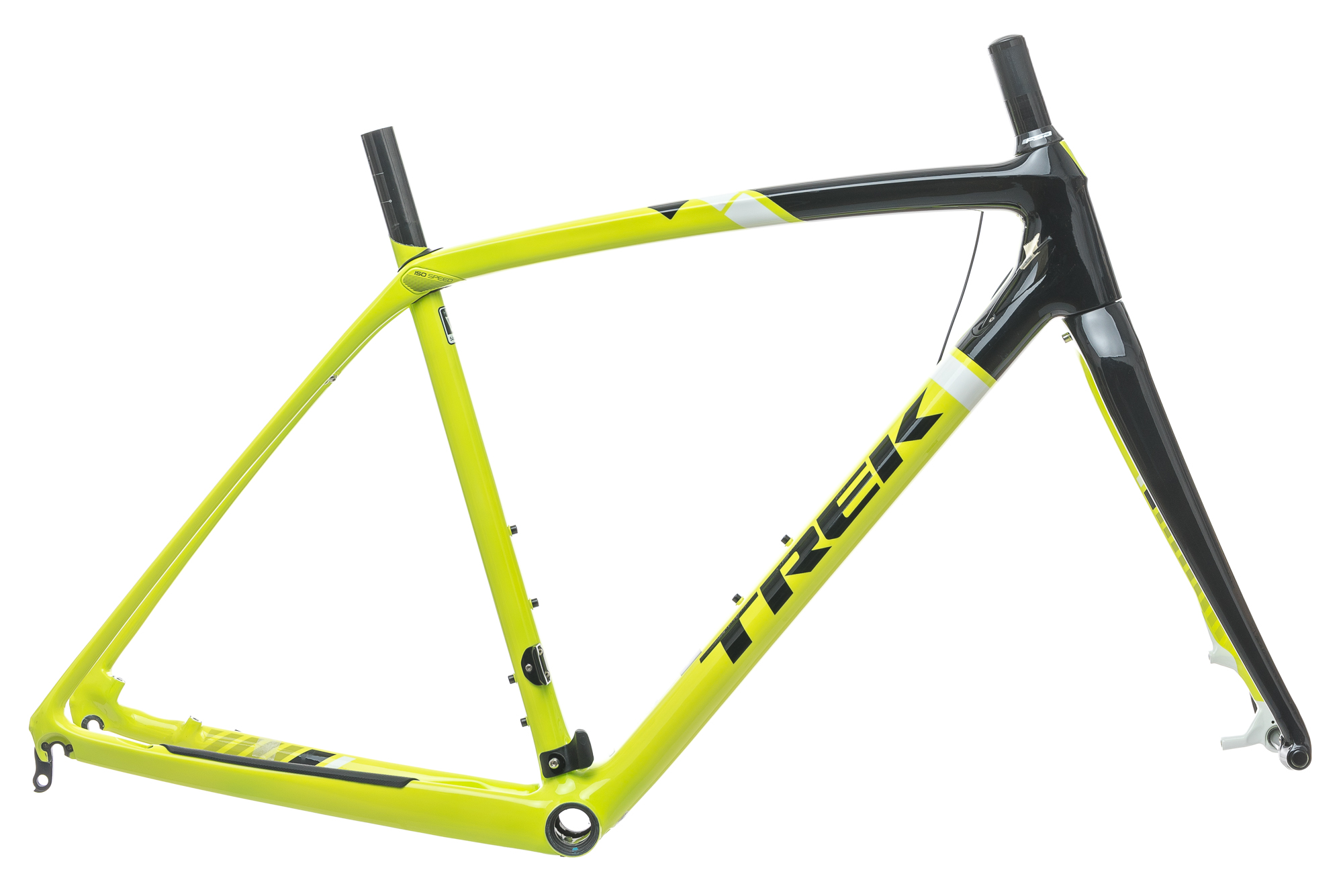 2016 Trek Boone Disc Cyclocross Frame Set 54cm Medium Oclv