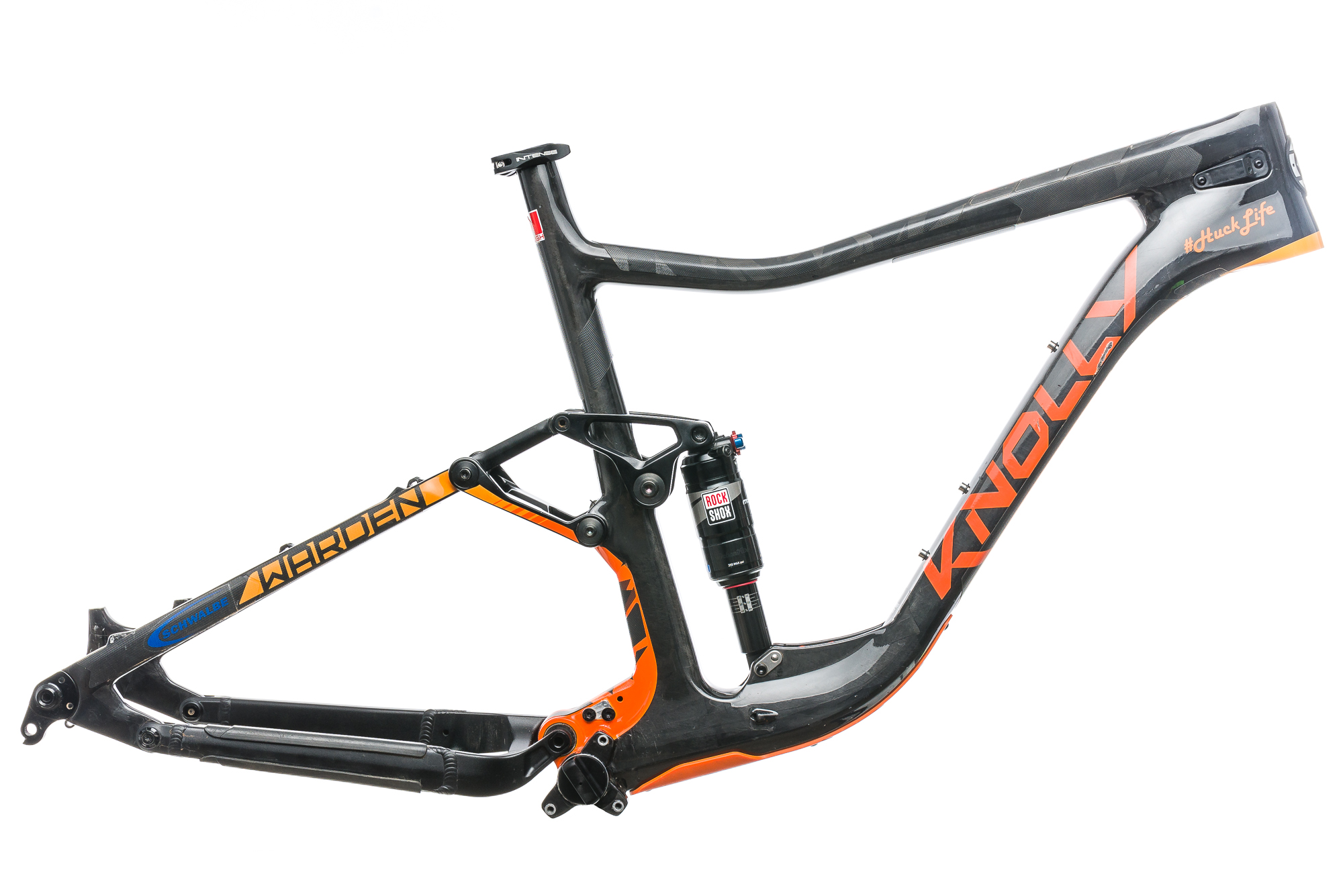 db0ad1040c73 2018 Knolly Warden Carbon Frame X-Large 27.5