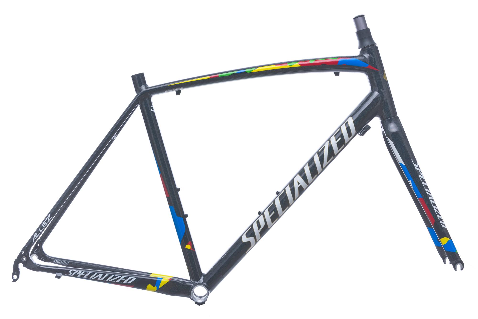 2017 Specialized Allez E5 Elite Sagan Edition Road Bike Frame Set ...