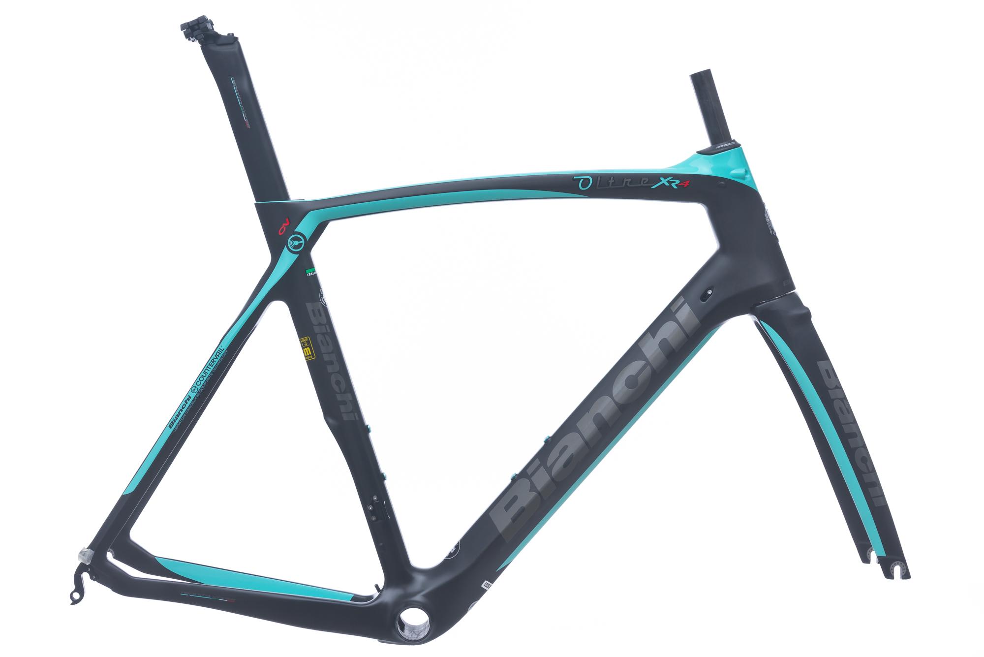 2017 Bianchi Oltre XR4 Road Bike Frame Set 61cm XXL Carbon 700c | eBay