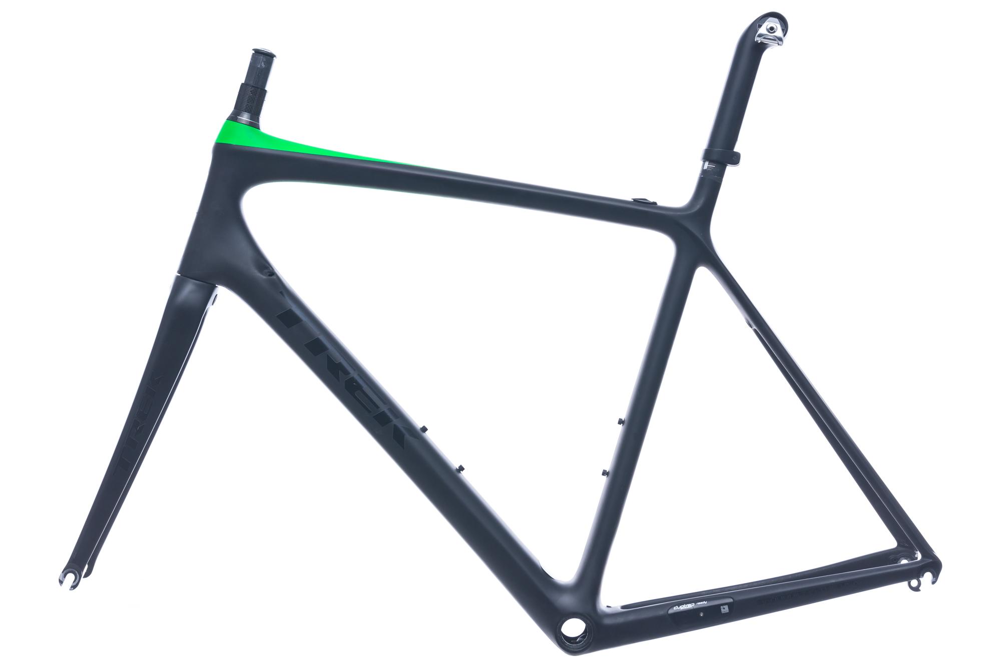 2012 Trek Madone Road Bike Frame Set 58cm Large Carbon Custom Paint ...
