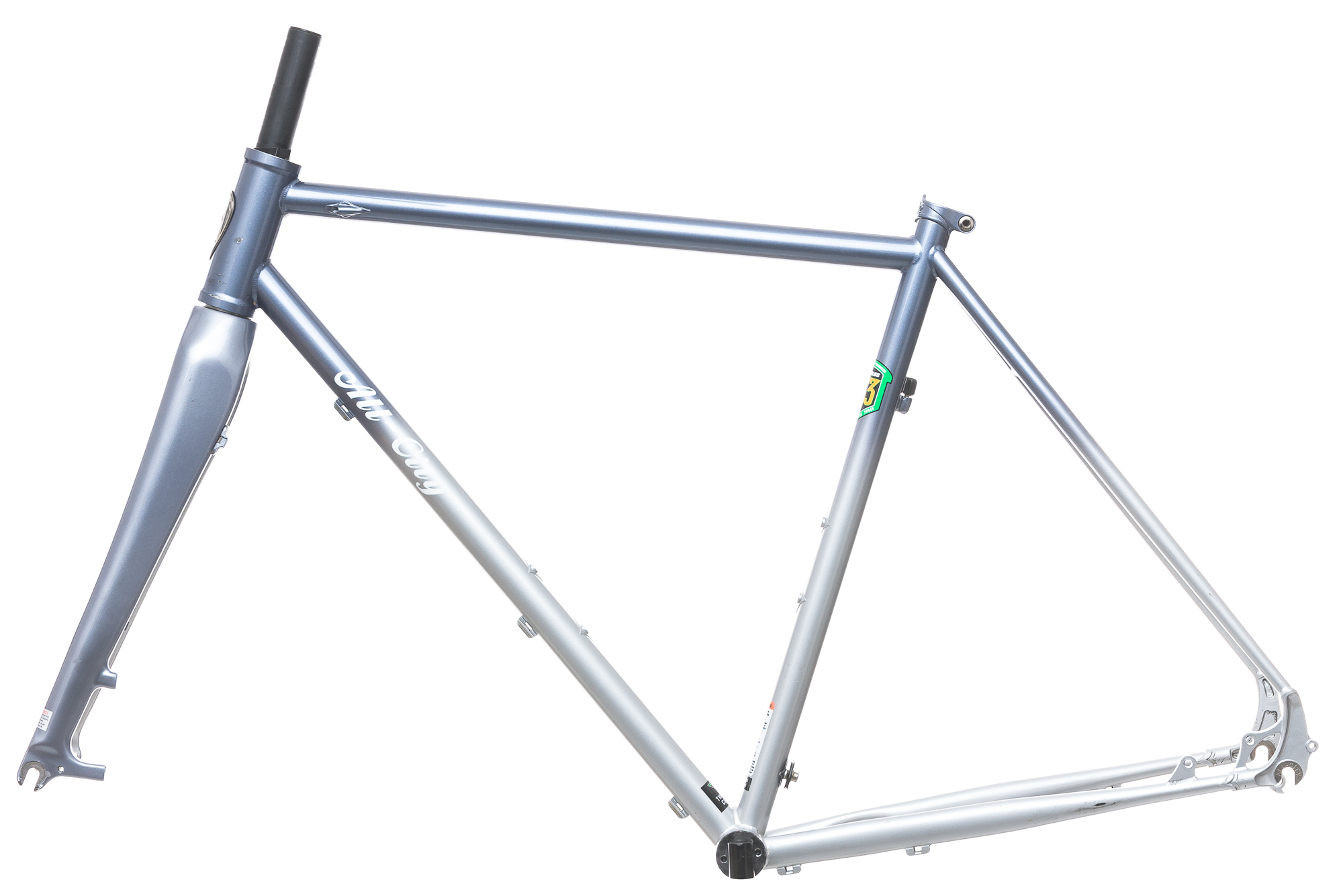 2015 All-City Macho King Cyclocross Frame Set 52cm 700c Disc ...