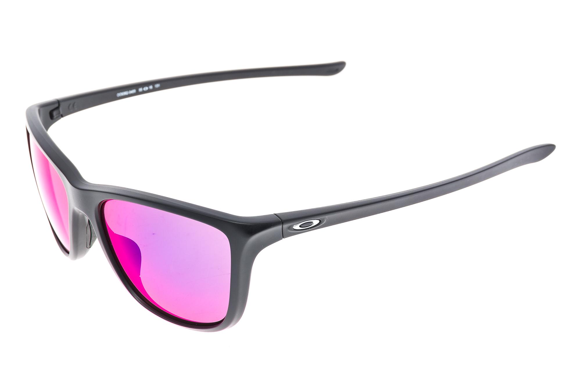 e35e1945da4 Oakley Reverie Womens Sunglasses Black Frame Prizm Lens - Excellent ...