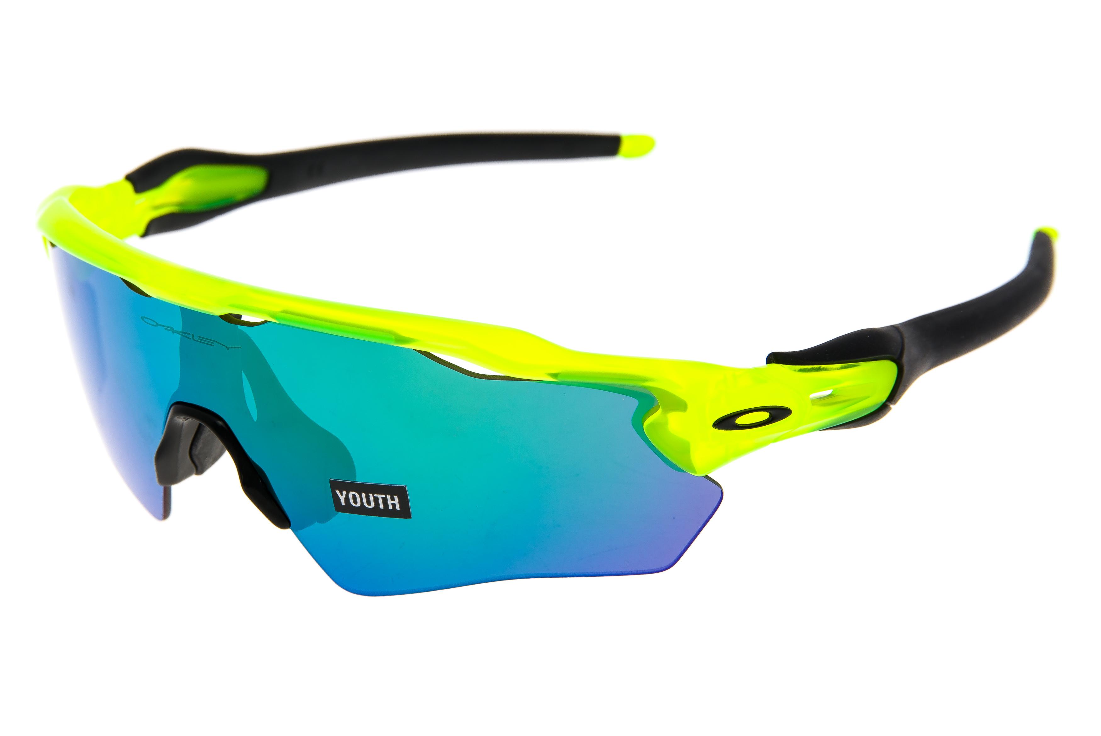 062c93161cb7c Details about Oakley Radar EV Path XS Youth Sunglasses Uranium Frame  Iridium Lens - Excellent