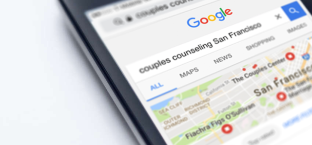 How Any Therapist Can Rank on the First Page of Google