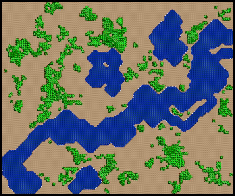 SimCity SNES Map 001