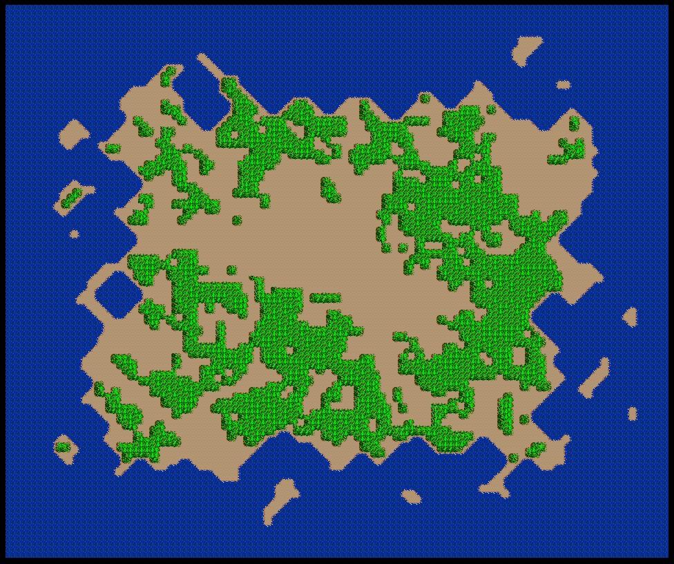 SimCity SNES Map 002