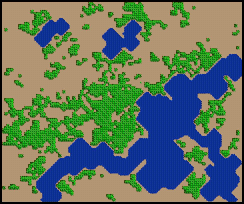 SimCity SNES Map 006