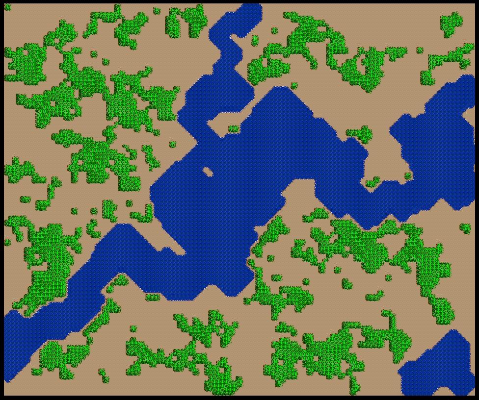 SimCity SNES Map 018