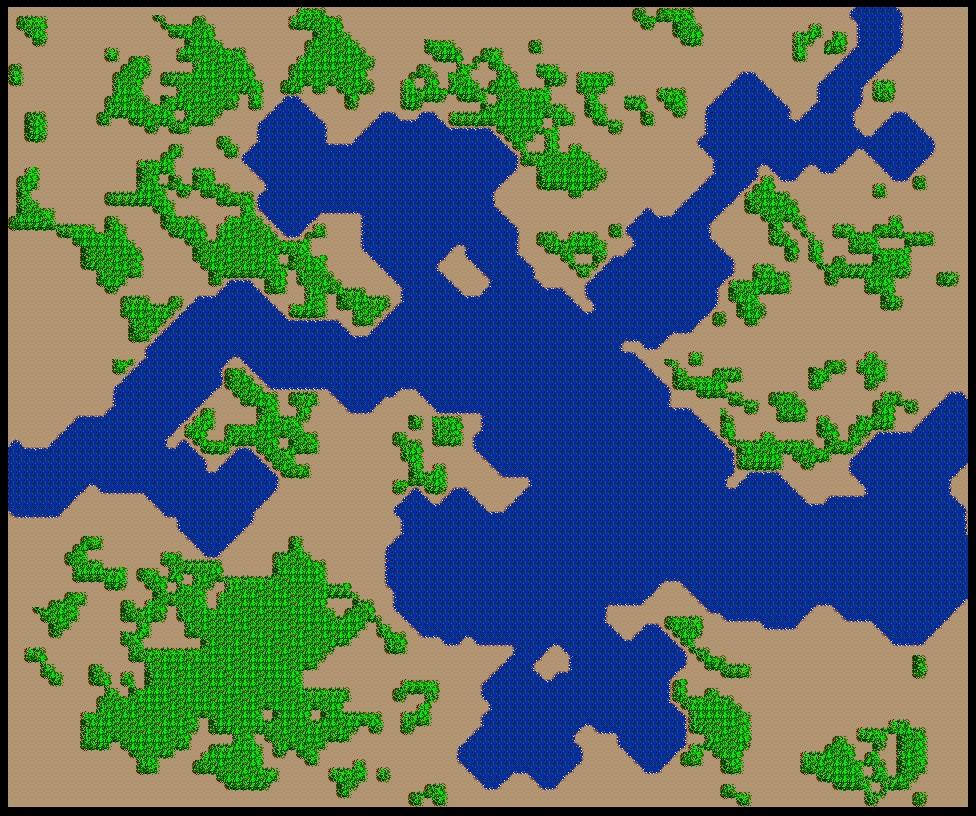 SimCity SNES Map 032