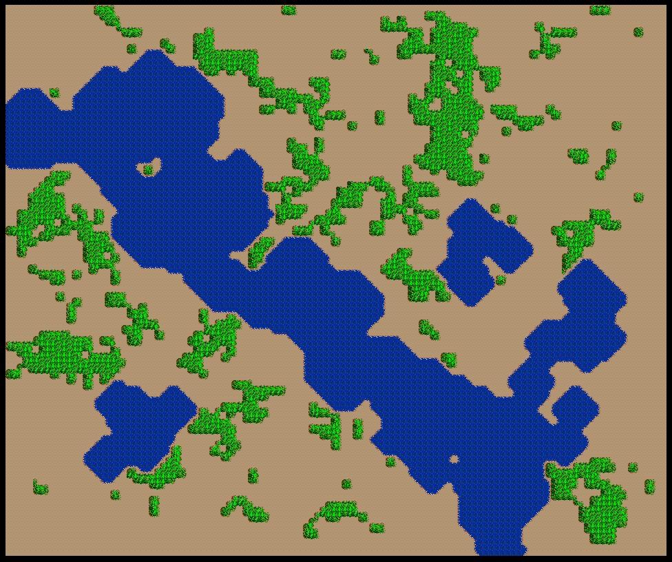 SimCity SNES Map 036