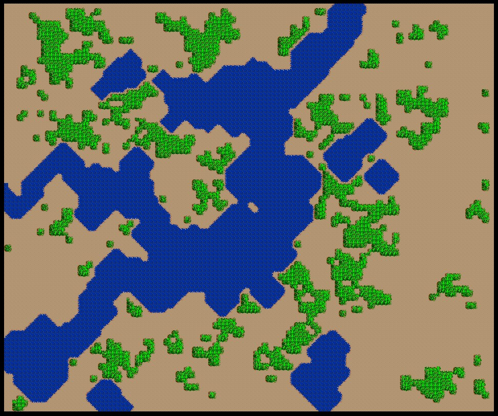 SimCity SNES Map 037