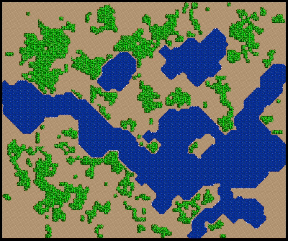 SimCity SNES Map 038