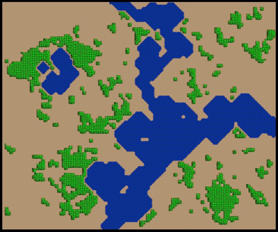 SimCity SNES Map 056