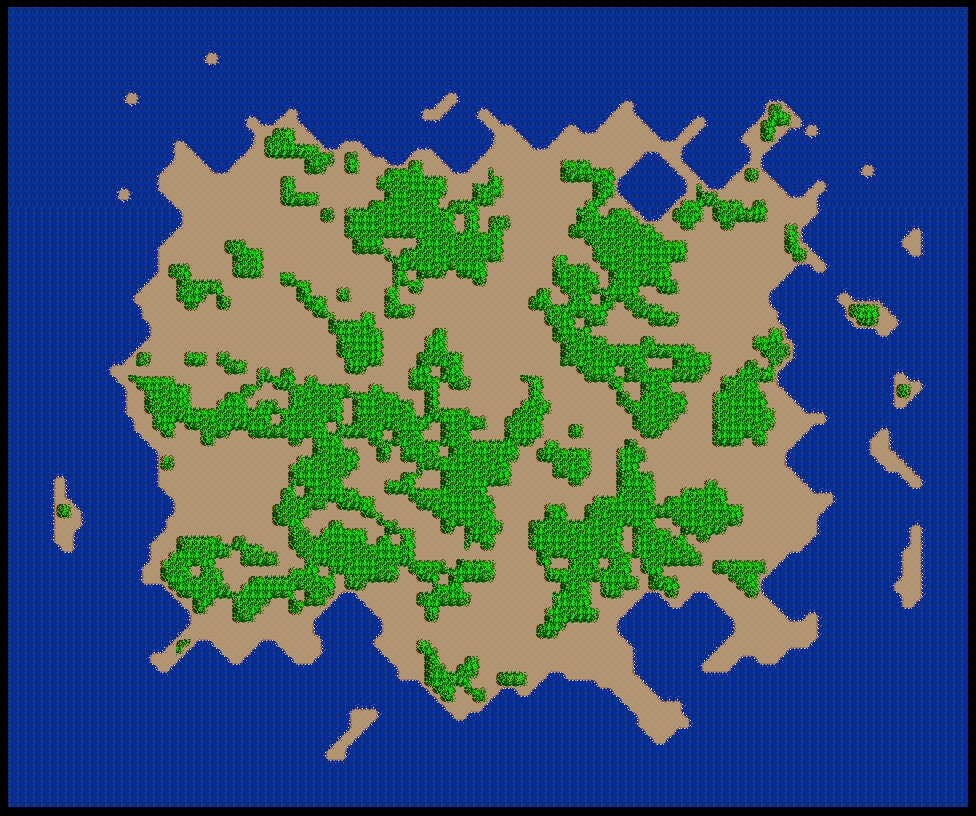 SimCity SNES Map 057
