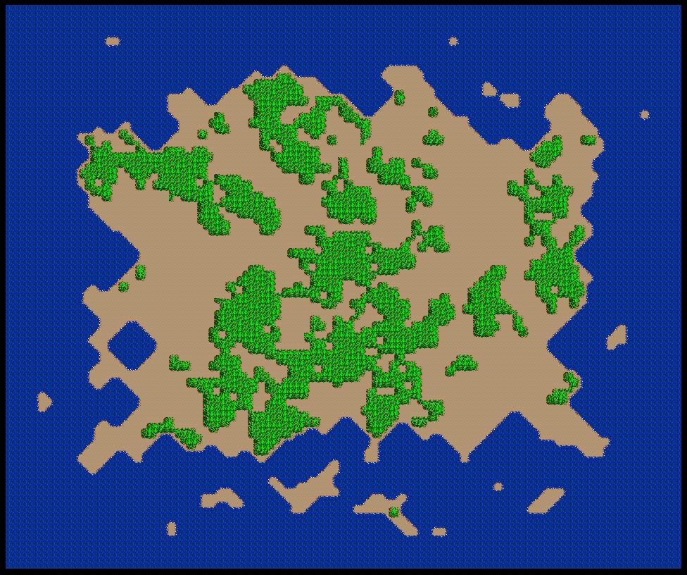 SimCity SNES Map 058