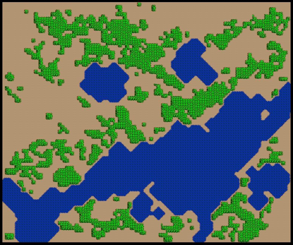 SimCity SNES Map 062