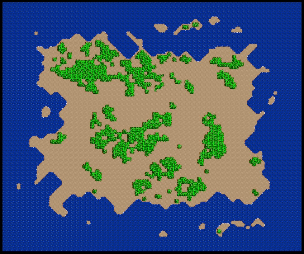 SimCity SNES Map 065