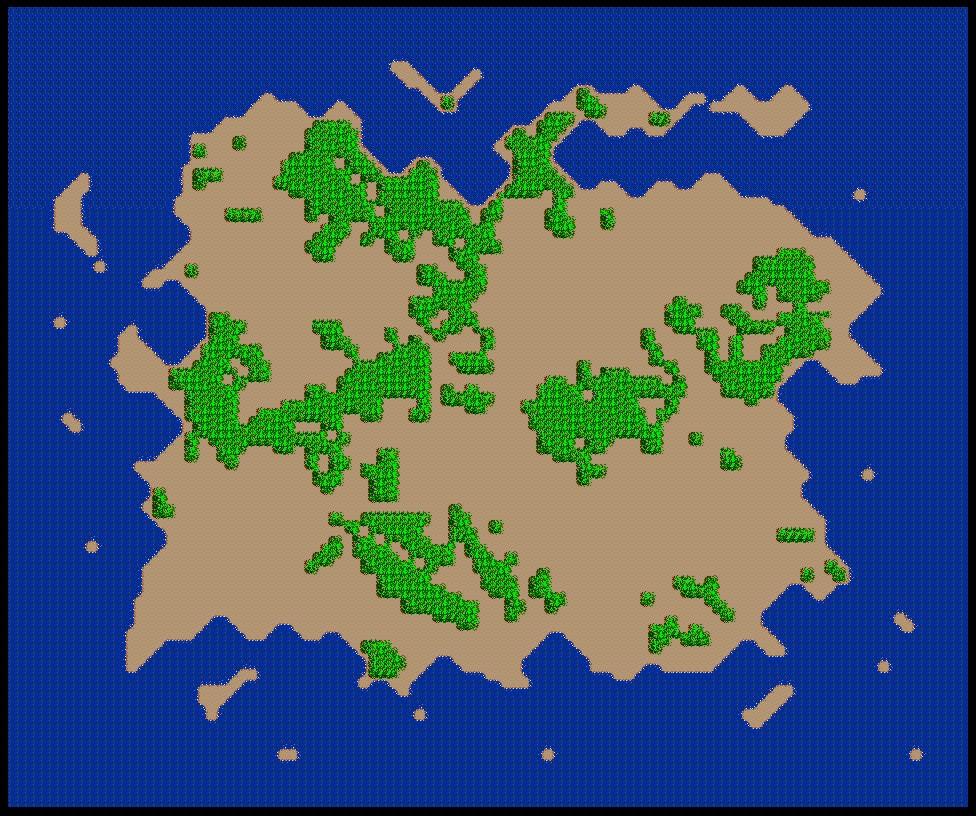SimCity SNES Map 066