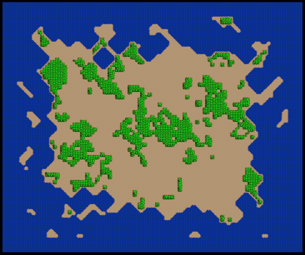 SimCity SNES Map 068