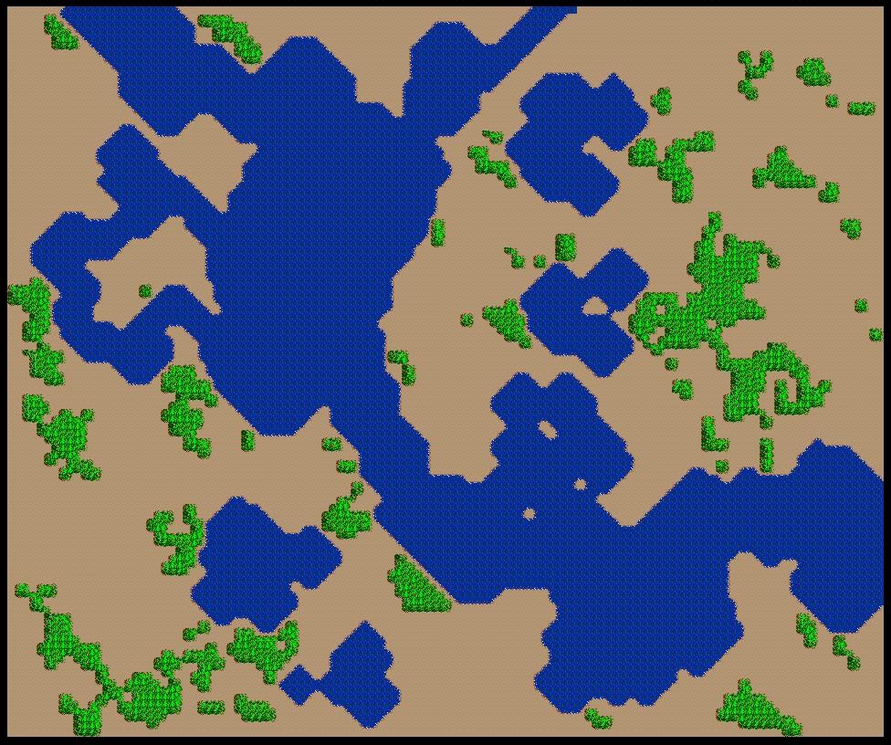 SimCity SNES Map 069