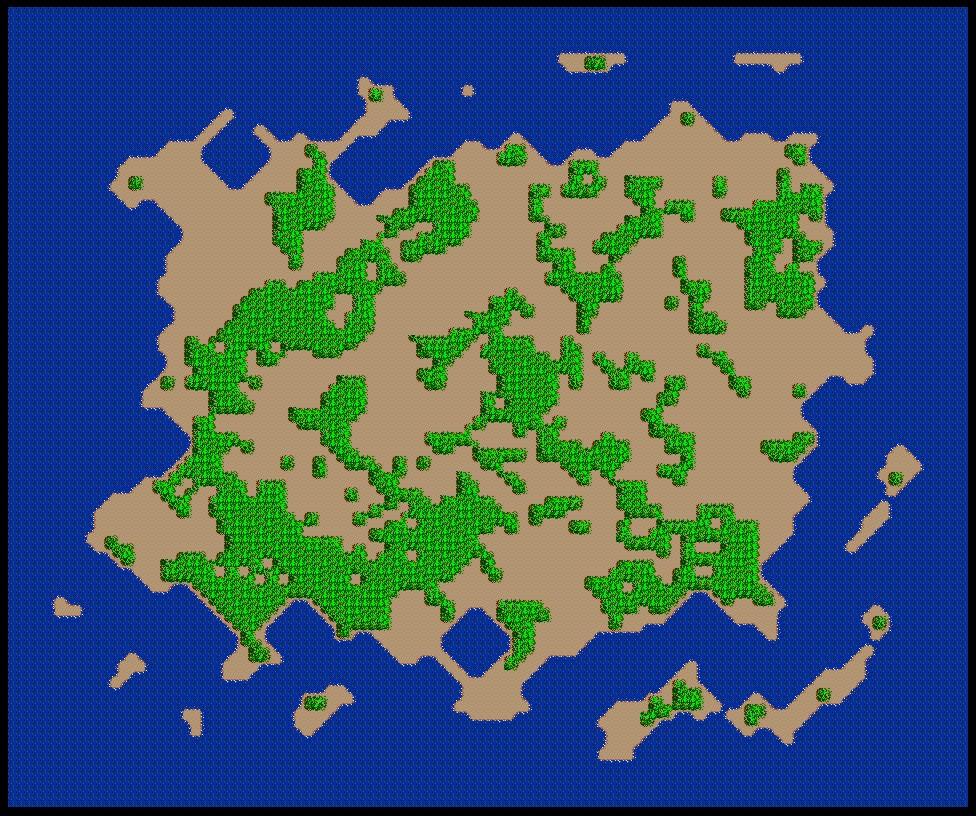 SimCity SNES Map 071