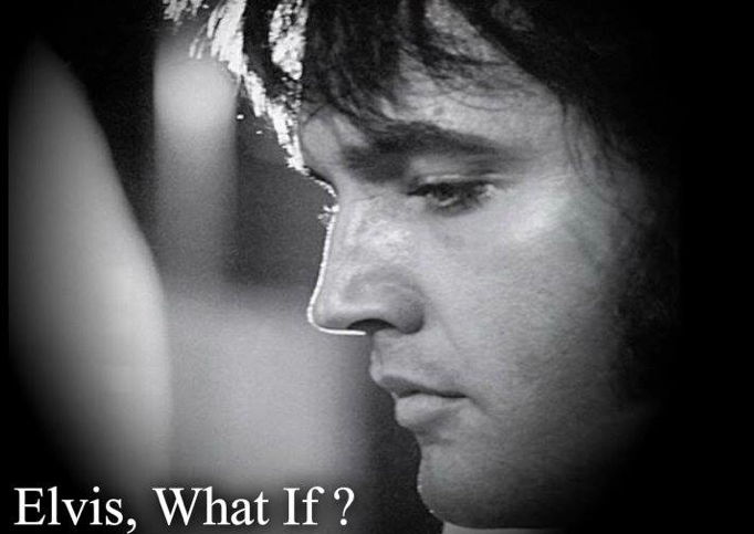 Elvis What If about to hit 100,000 views in 3 months on youtube